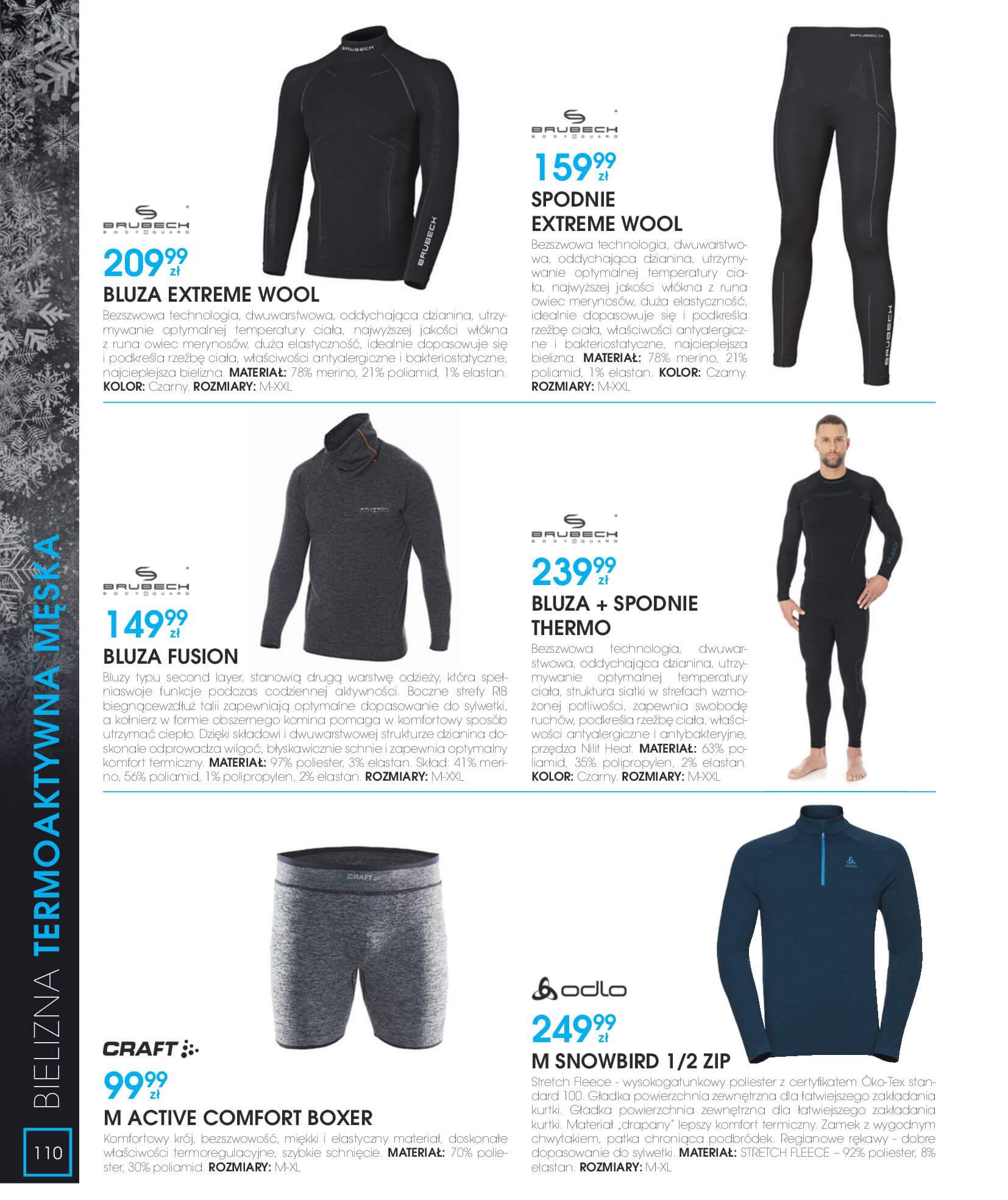 Gazetka Go Sport - Katalog Zima 2017/2018-12.11.2017-28.02.2018-page-110
