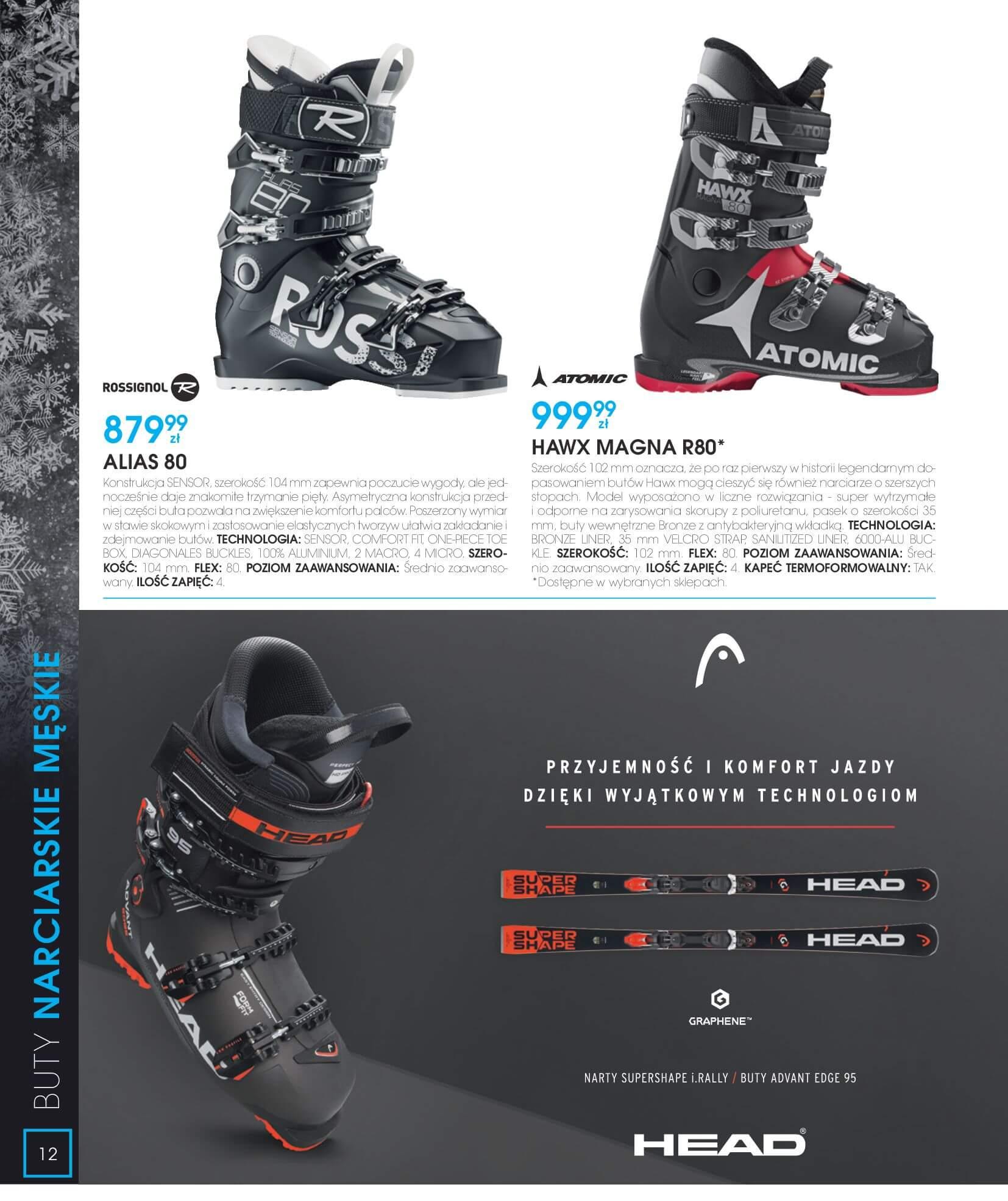 Gazetka Go Sport - Katalog Zima 2017/2018-12.11.2017-28.02.2018-page-12