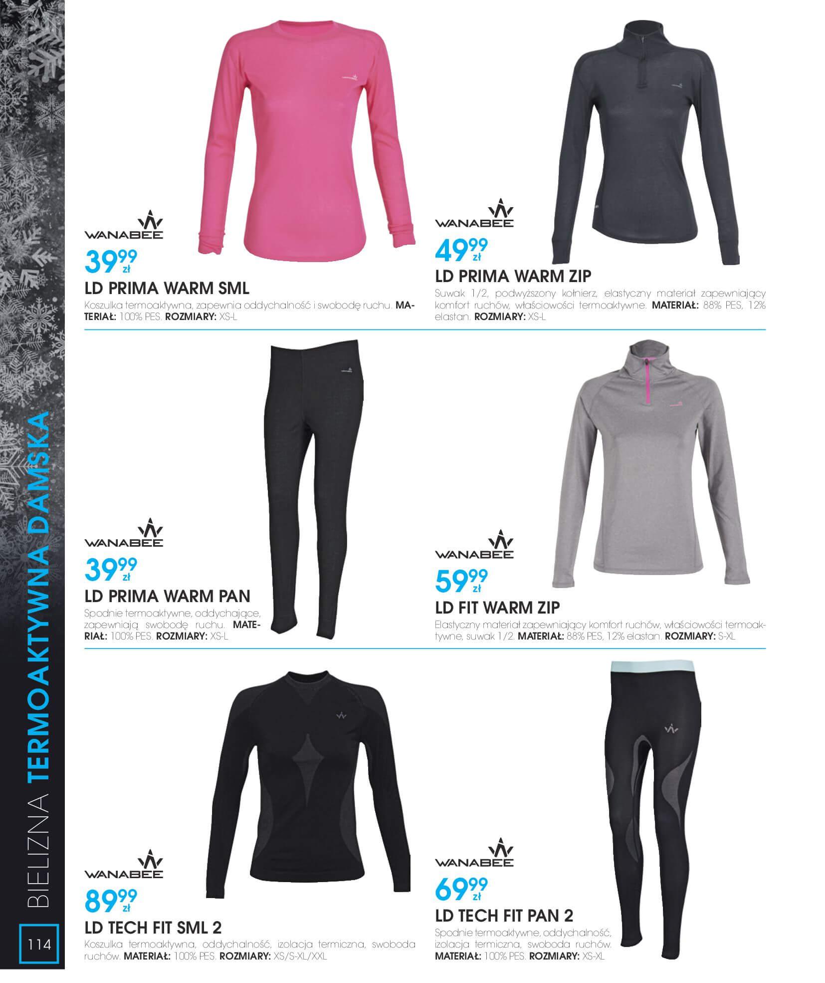 Gazetka Go Sport - Katalog Zima 2017/2018-12.11.2017-28.02.2018-page-114
