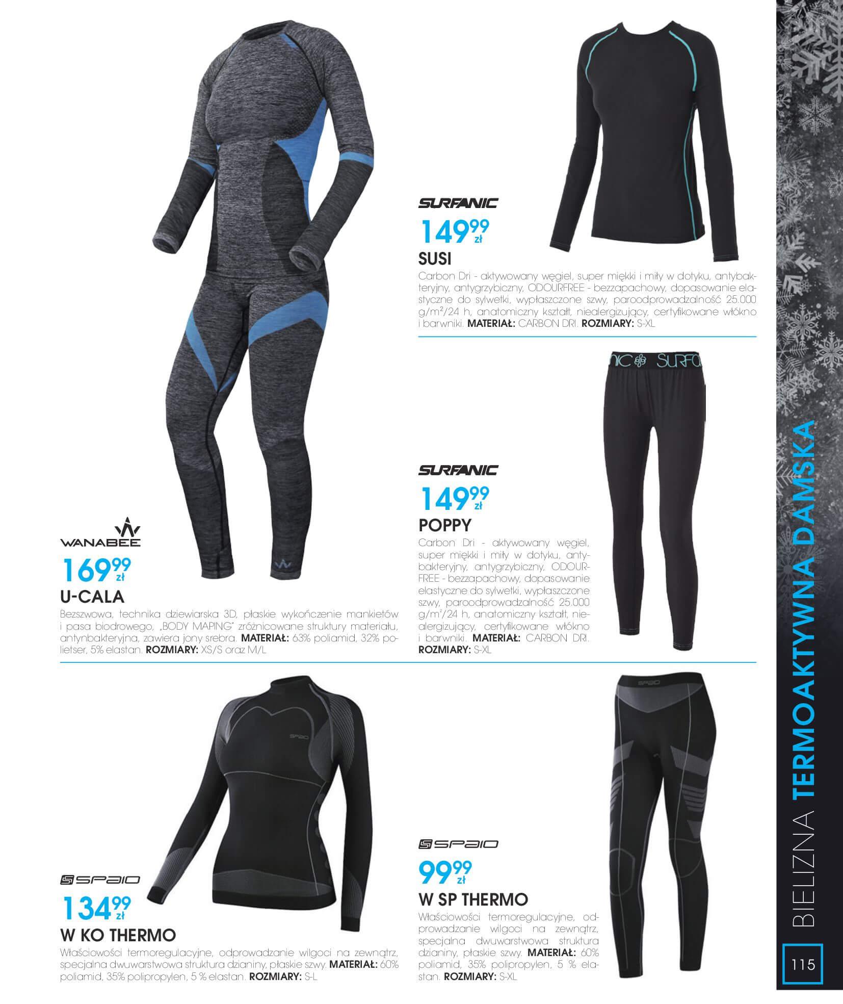 Gazetka Go Sport - Katalog Zima 2017/2018-12.11.2017-28.02.2018-page-115