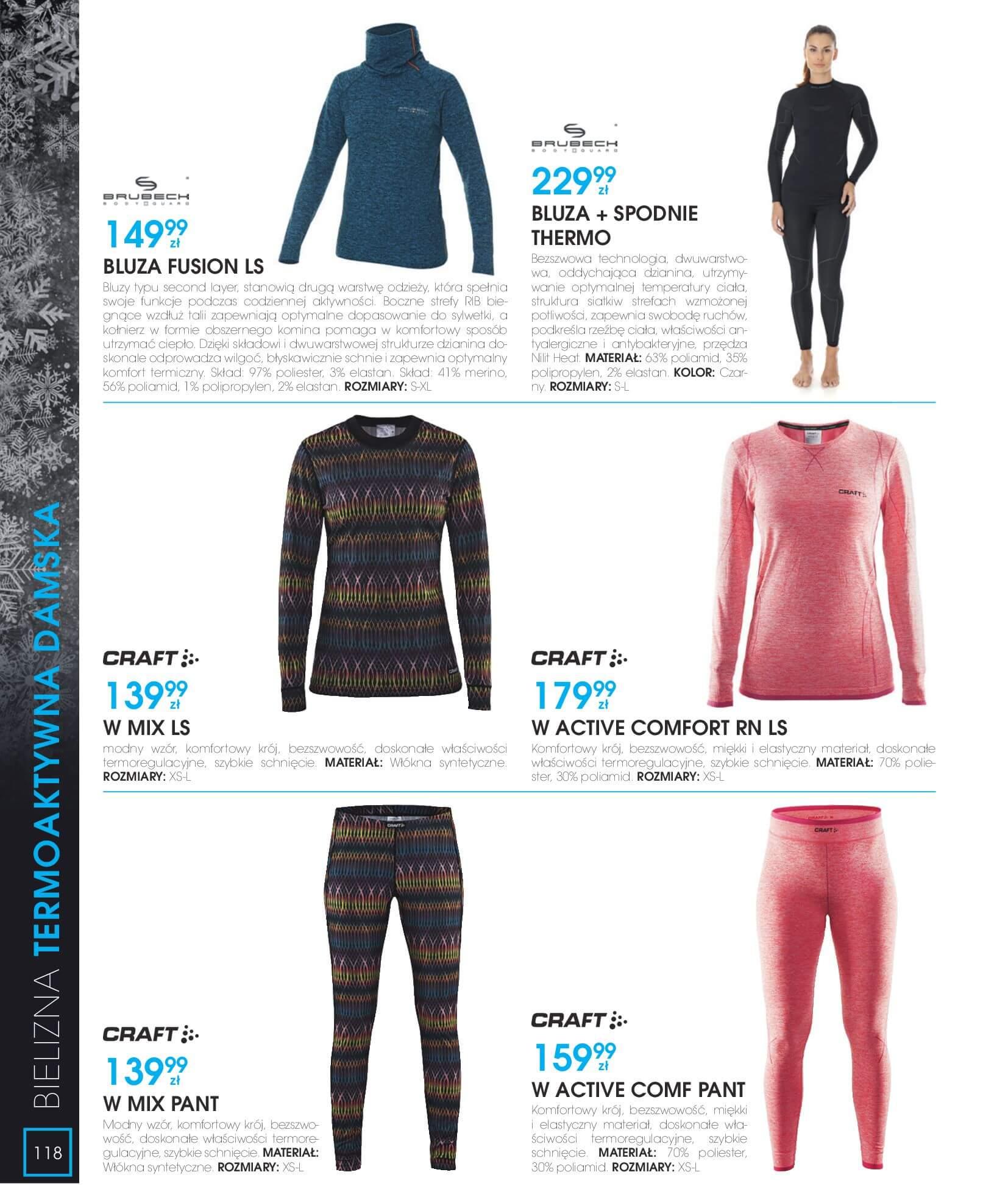 Gazetka Go Sport - Katalog Zima 2017/2018-12.11.2017-28.02.2018-page-118