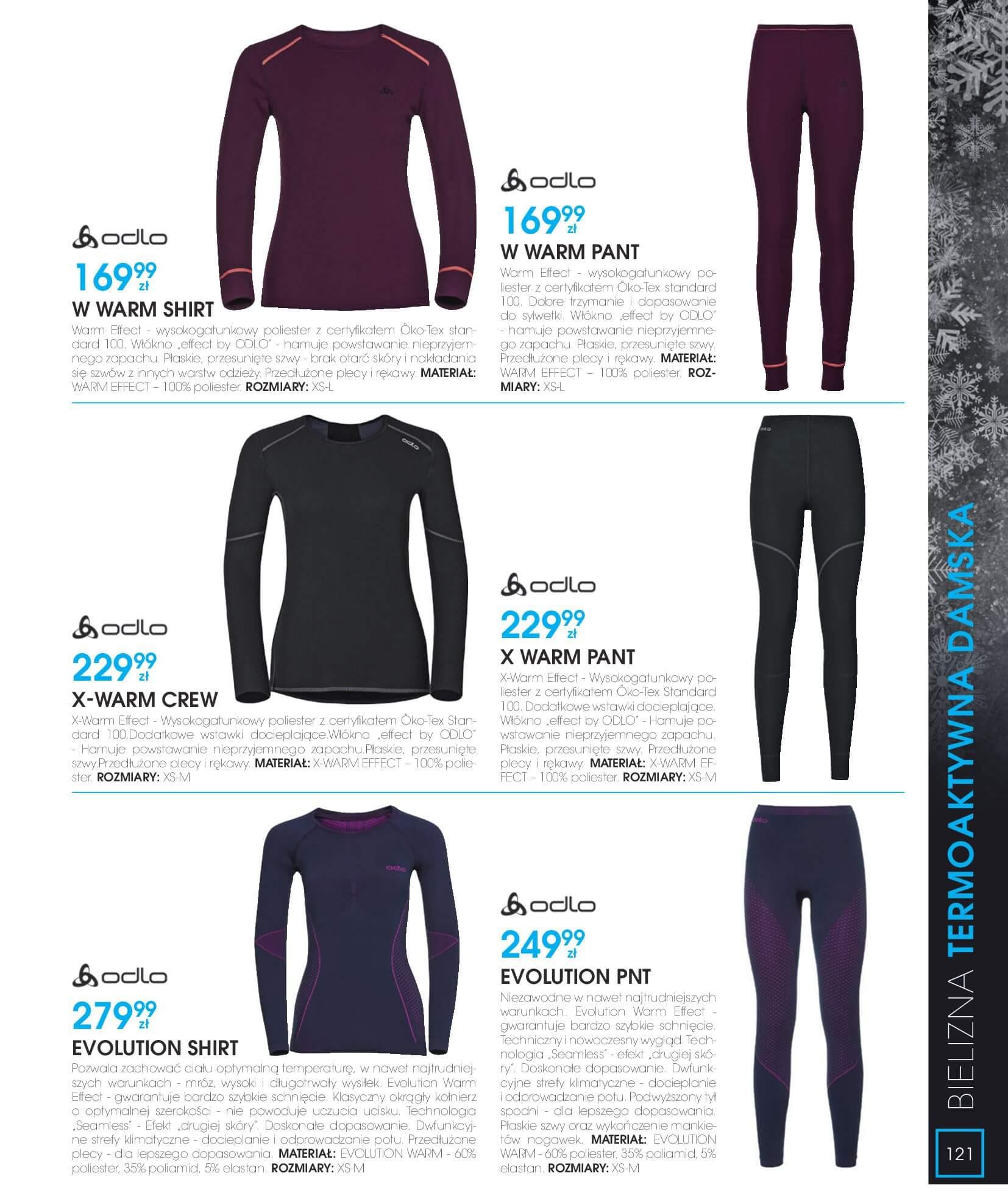 Gazetka Go Sport - Katalog Zima 2017/2018-12.11.2017-28.02.2018-page-121