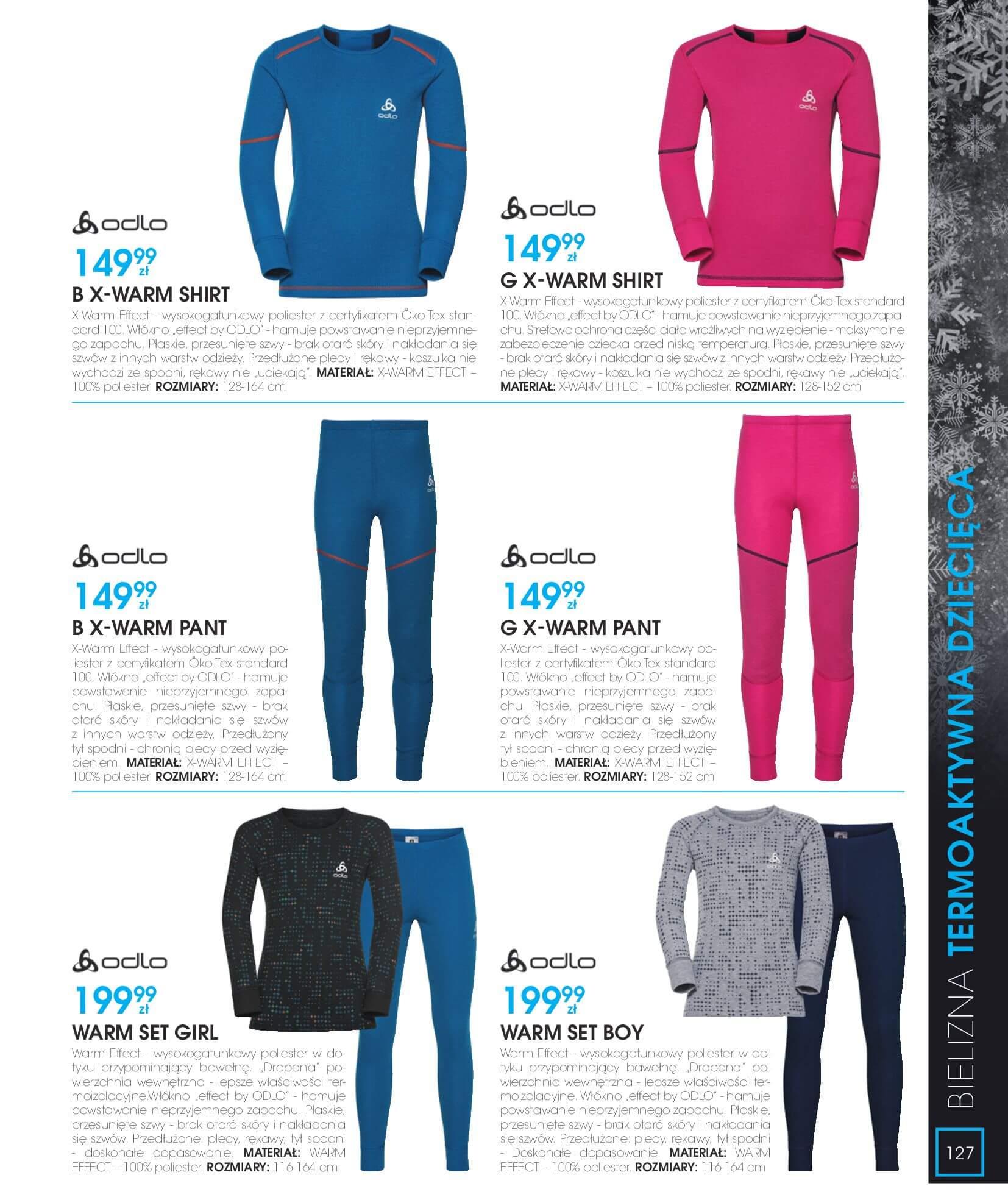 Gazetka Go Sport - Katalog Zima 2017/2018-12.11.2017-28.02.2018-page-127