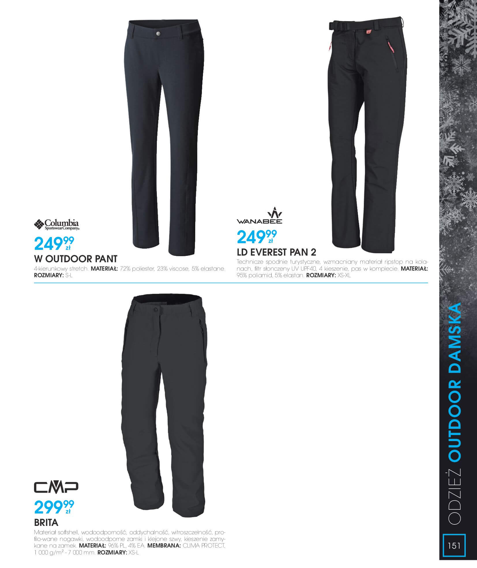 Gazetka Go Sport - Katalog Zima 2017/2018-12.11.2017-28.02.2018-page-151