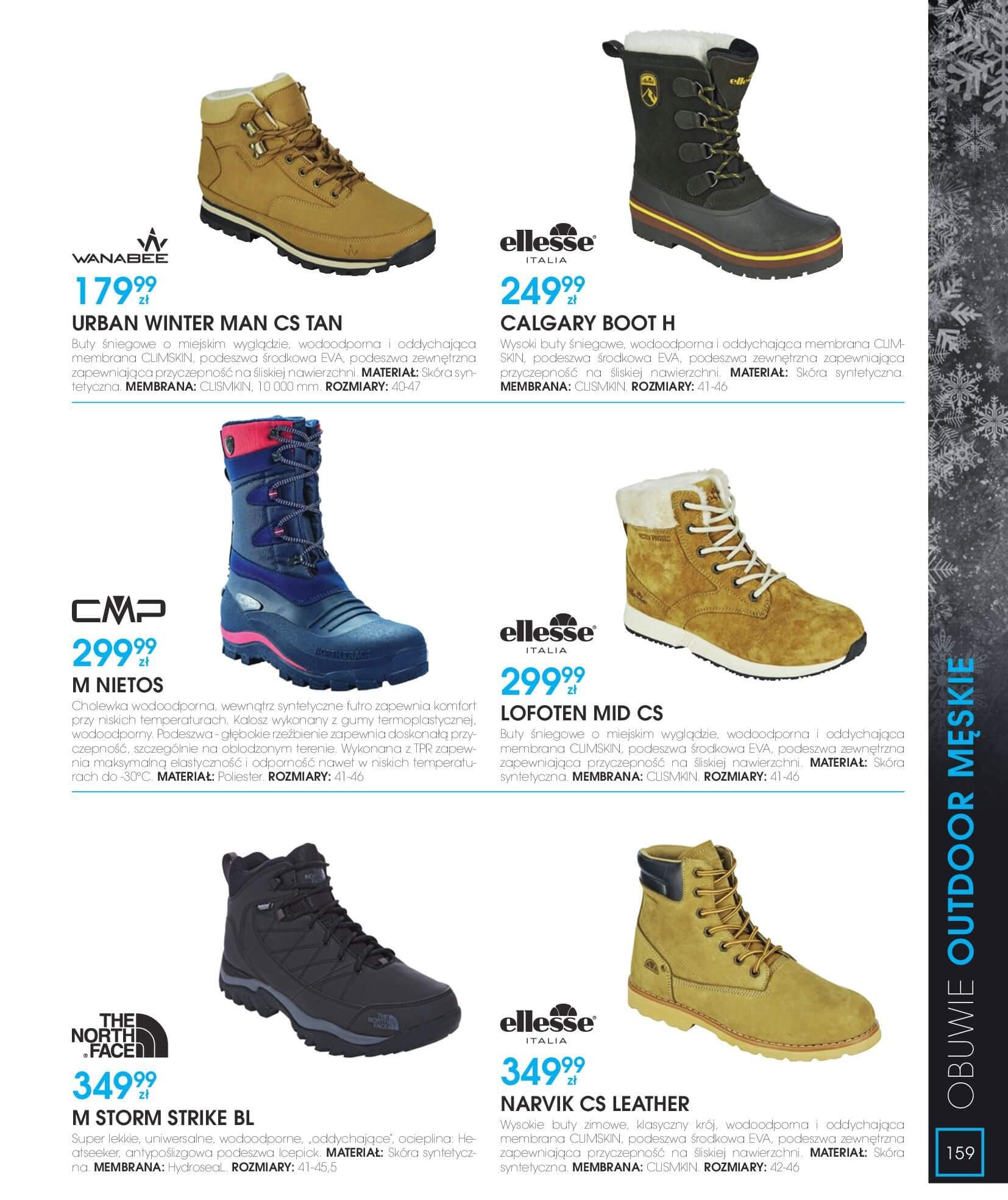 Gazetka Go Sport - Katalog Zima 2017/2018-12.11.2017-28.02.2018-page-159