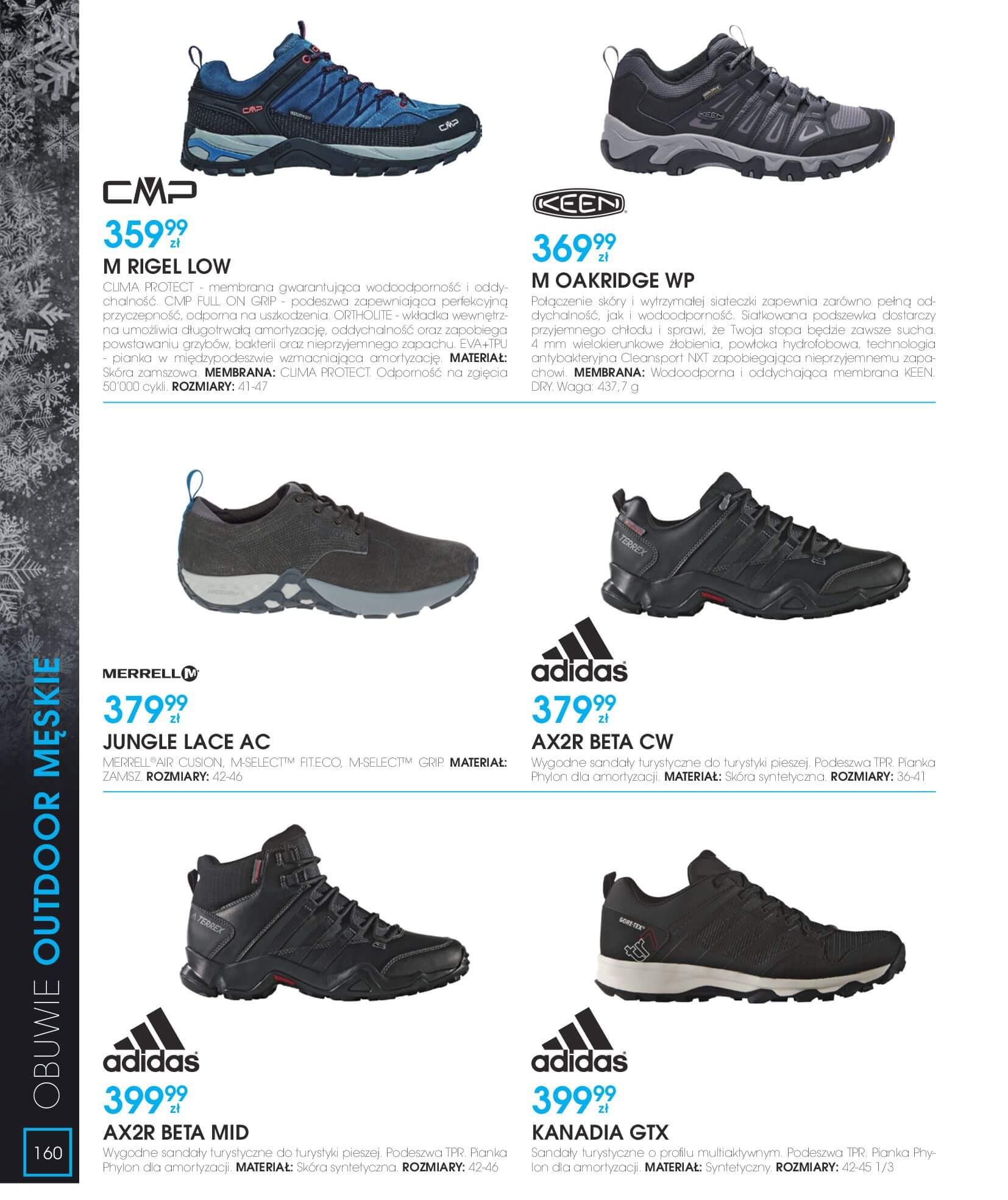 Gazetka Go Sport - Katalog Zima 2017/2018-12.11.2017-28.02.2018-page-160