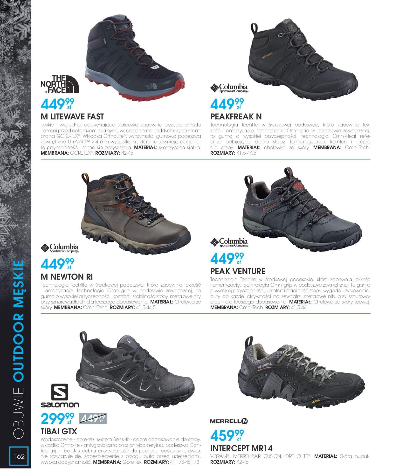 Gazetka Go Sport - Katalog Zima 2017/2018-12.11.2017-28.02.2018-page-162