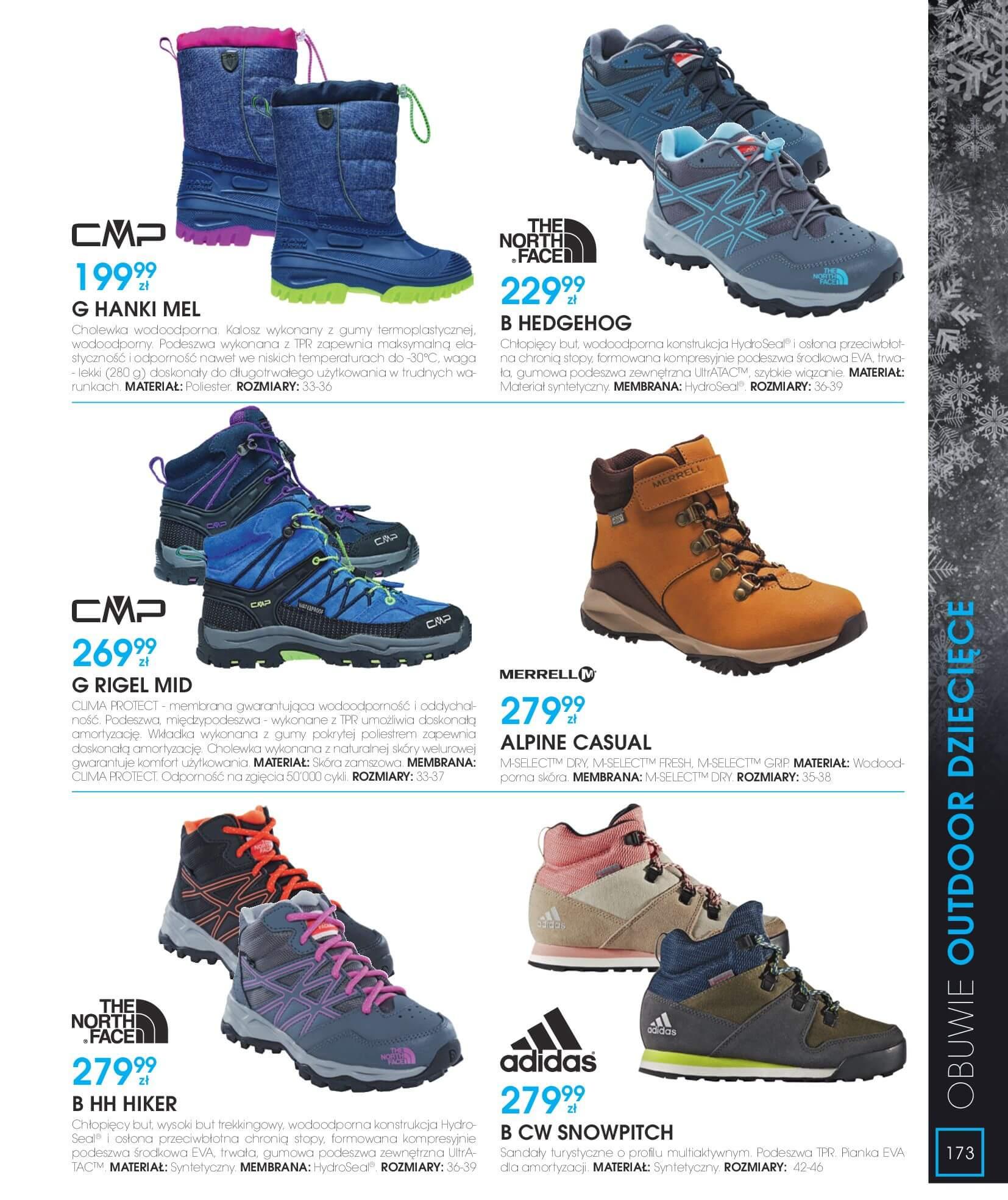 Gazetka Go Sport - Katalog Zima 2017/2018-12.11.2017-28.02.2018-page-173