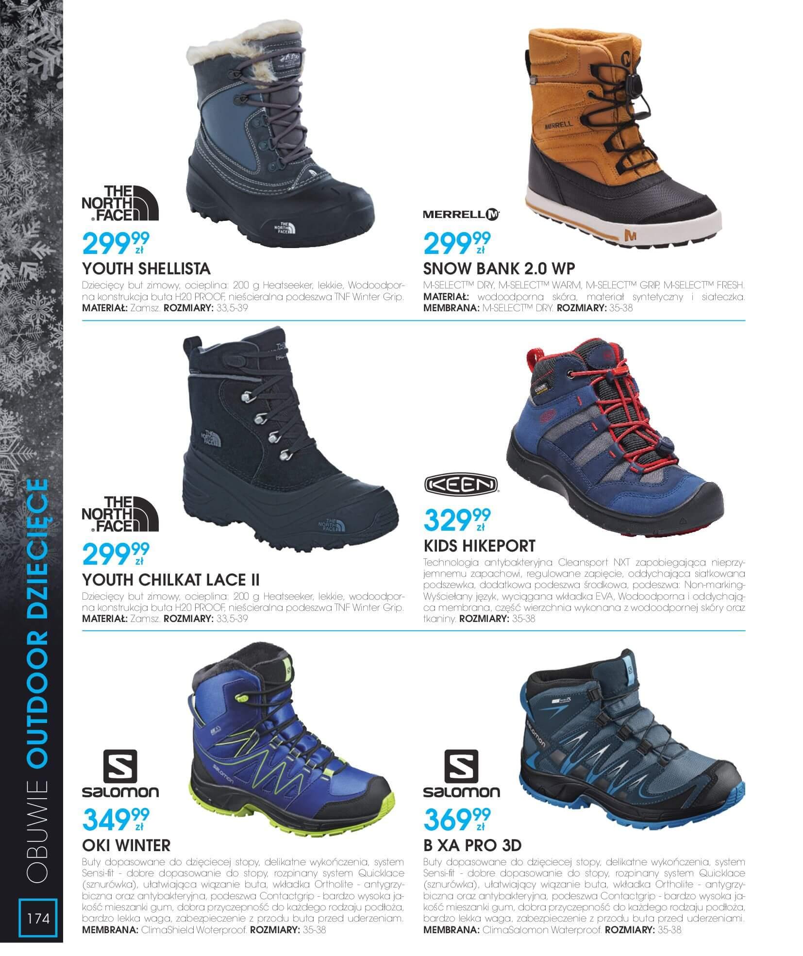 Gazetka Go Sport - Katalog Zima 2017/2018-12.11.2017-28.02.2018-page-174