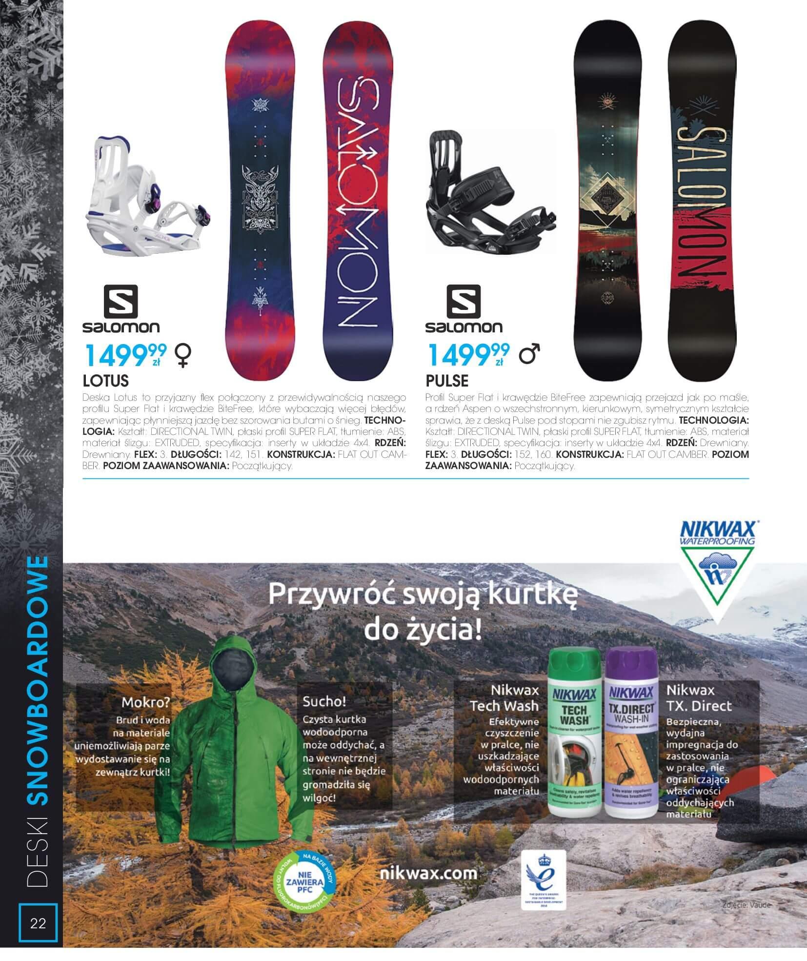 Gazetka Go Sport - Katalog Zima 2017/2018-12.11.2017-28.02.2018-page-22