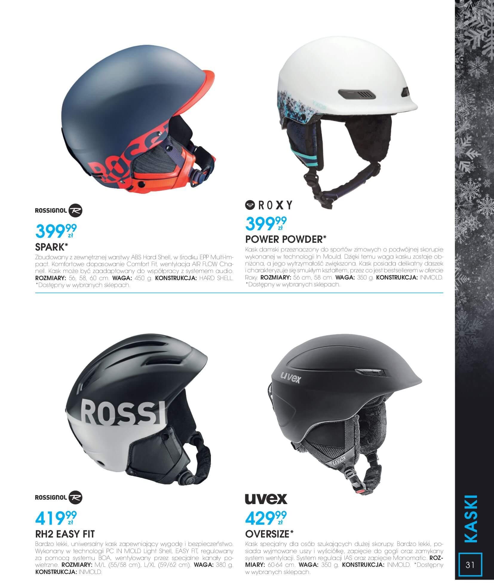 Gazetka Go Sport - Katalog Zima 2017/2018-12.11.2017-28.02.2018-page-31