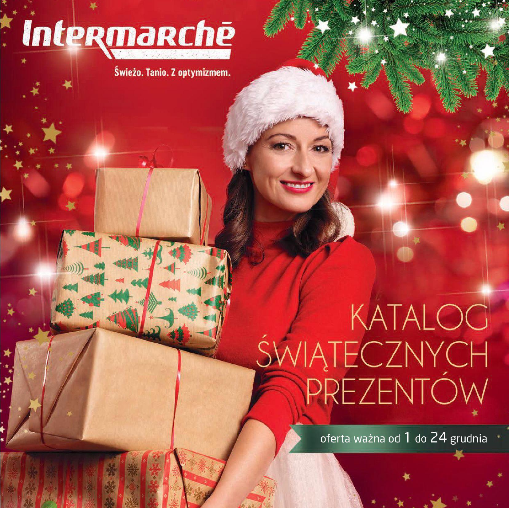 Intermarché:  Katalog Świątecznych Prezentów 30.11.2020