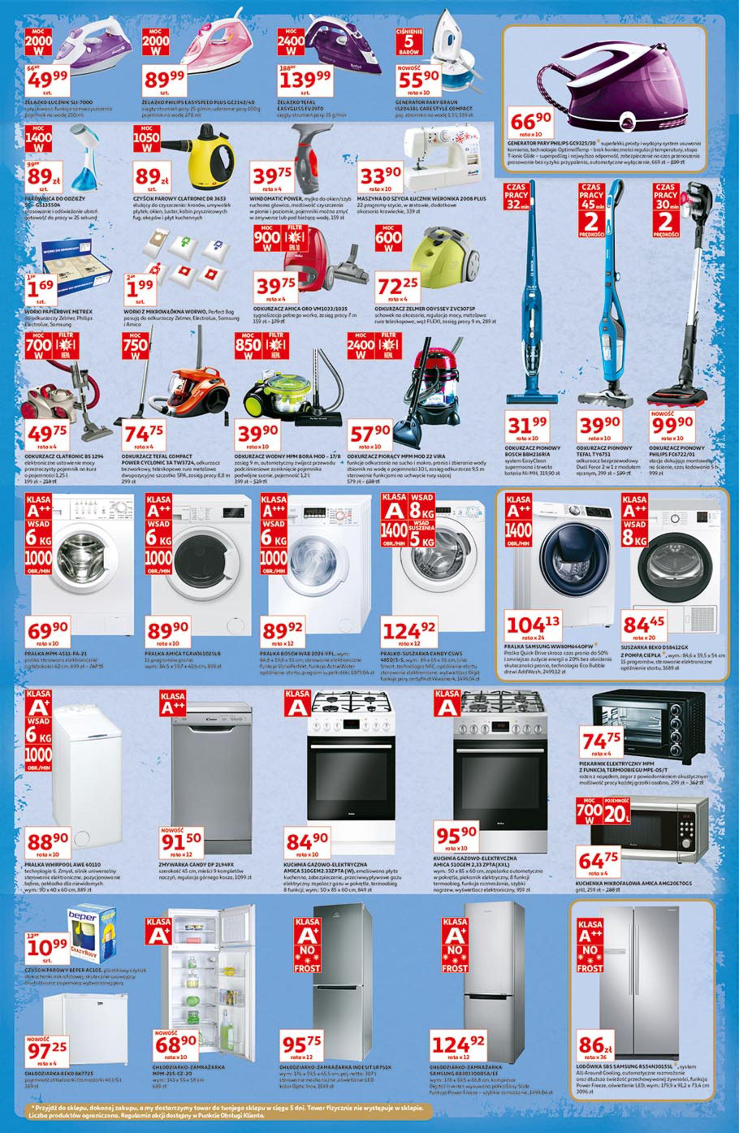 Gazetka Auchan - Electro show Hipermarkety-09.10.2019-23.10.2019-page-