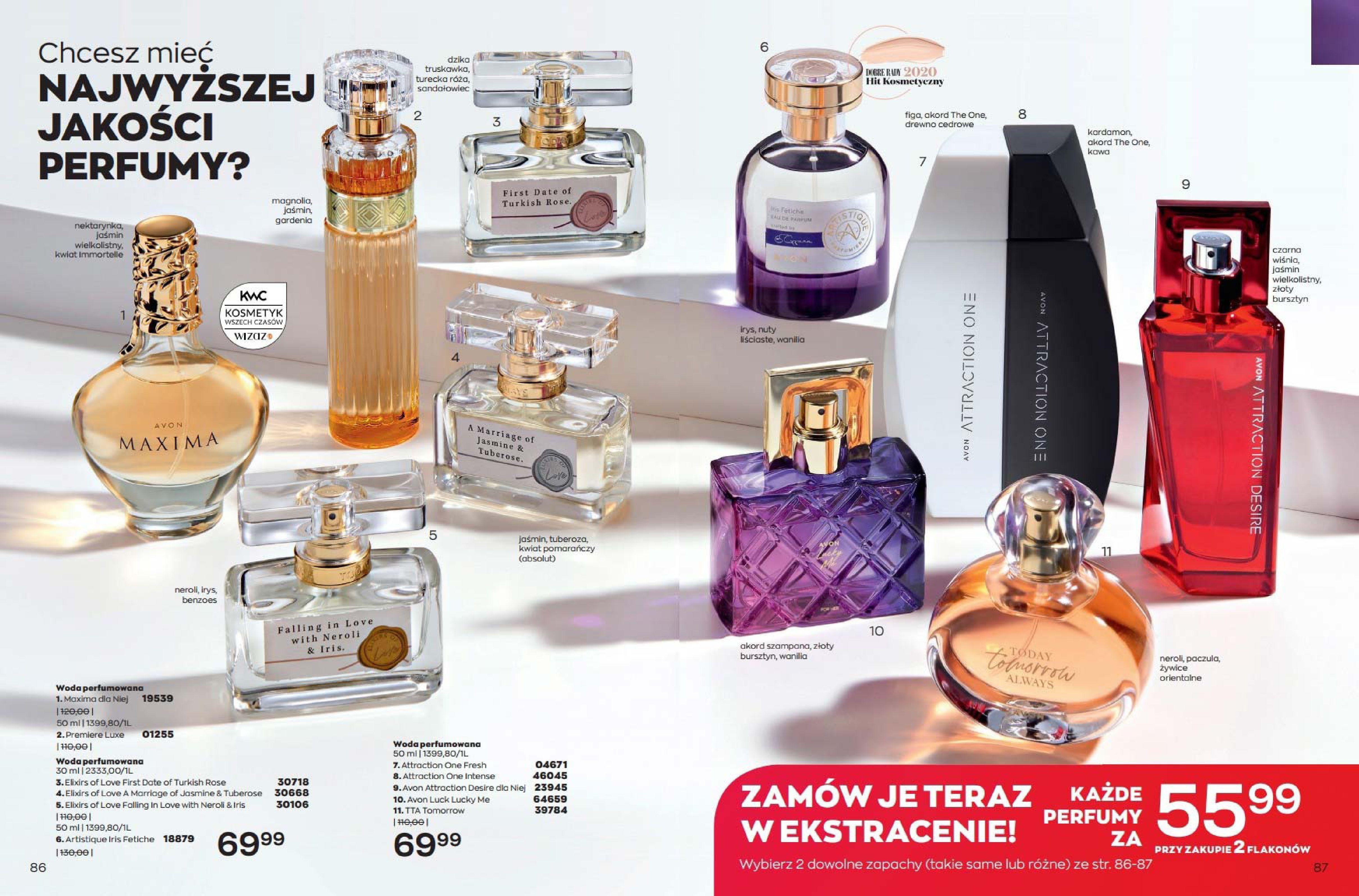 Gazetka Avon: Katalog Avon - Lipiec 2021 2021-07-01 page-44