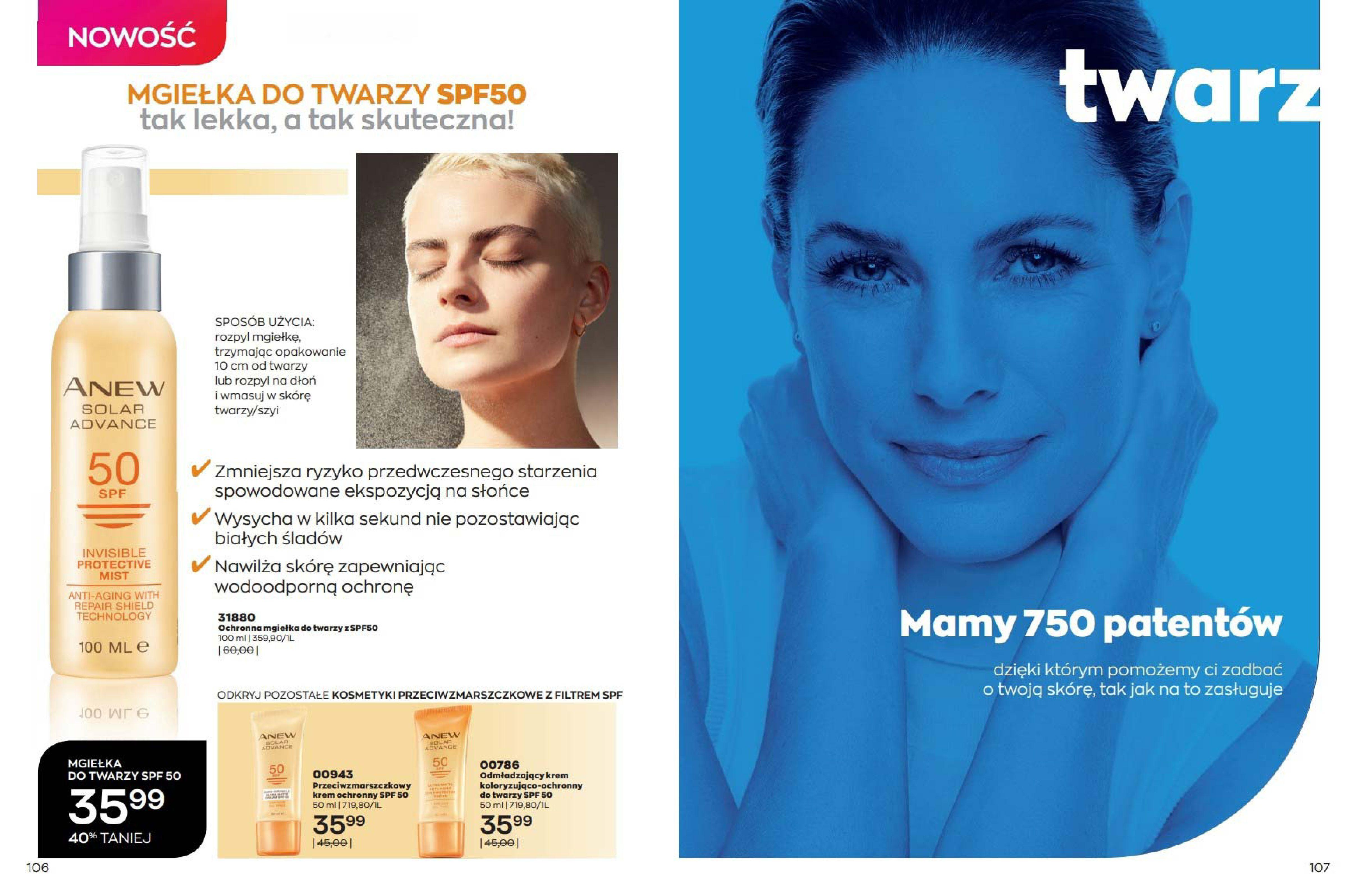 Gazetka Avon: Katalog Avon - Lipiec 2021 2021-07-01 page-54