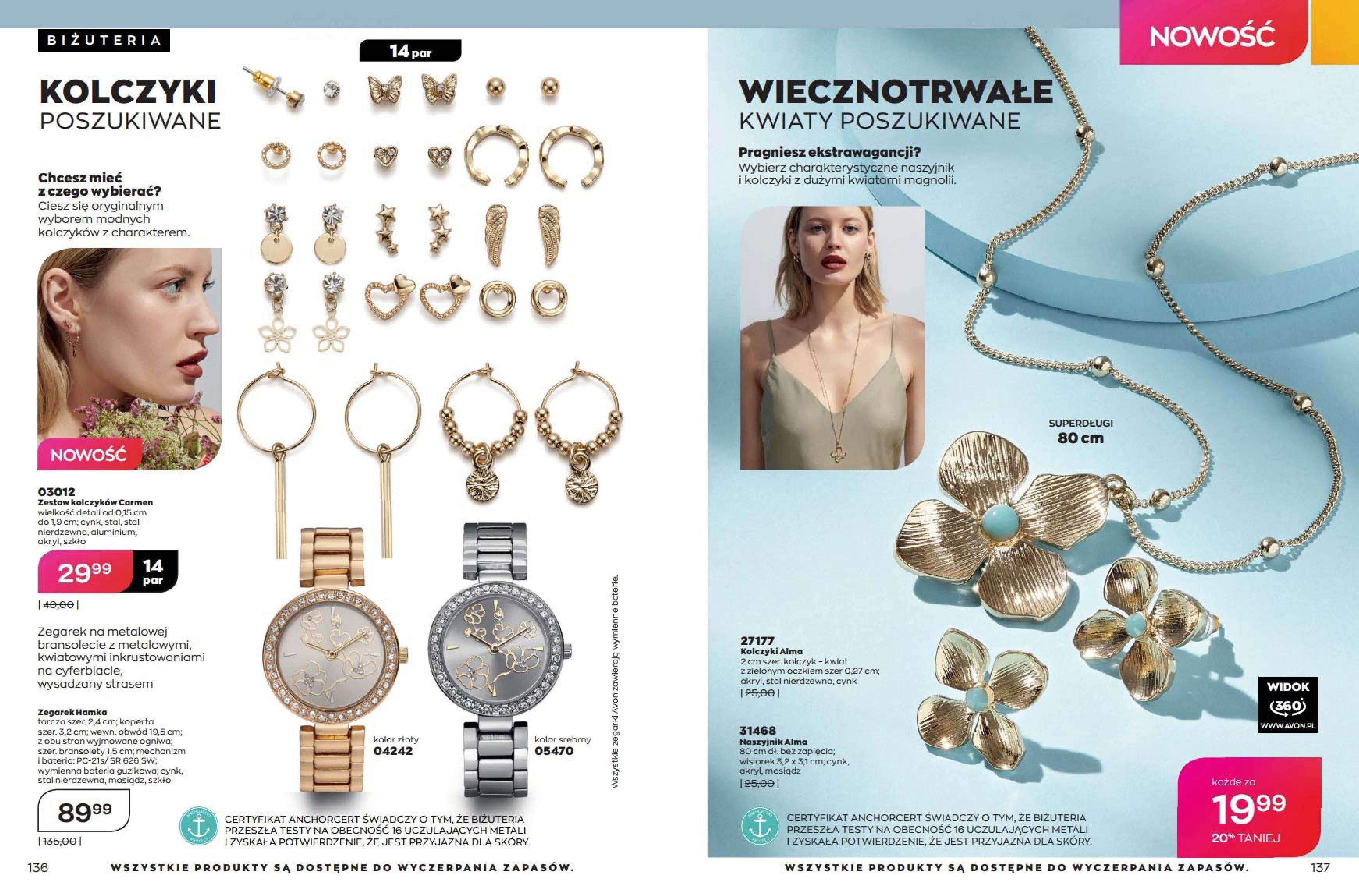 Gazetka Avon: Katalog Avon - Lipiec 2021 2021-07-01 page-69