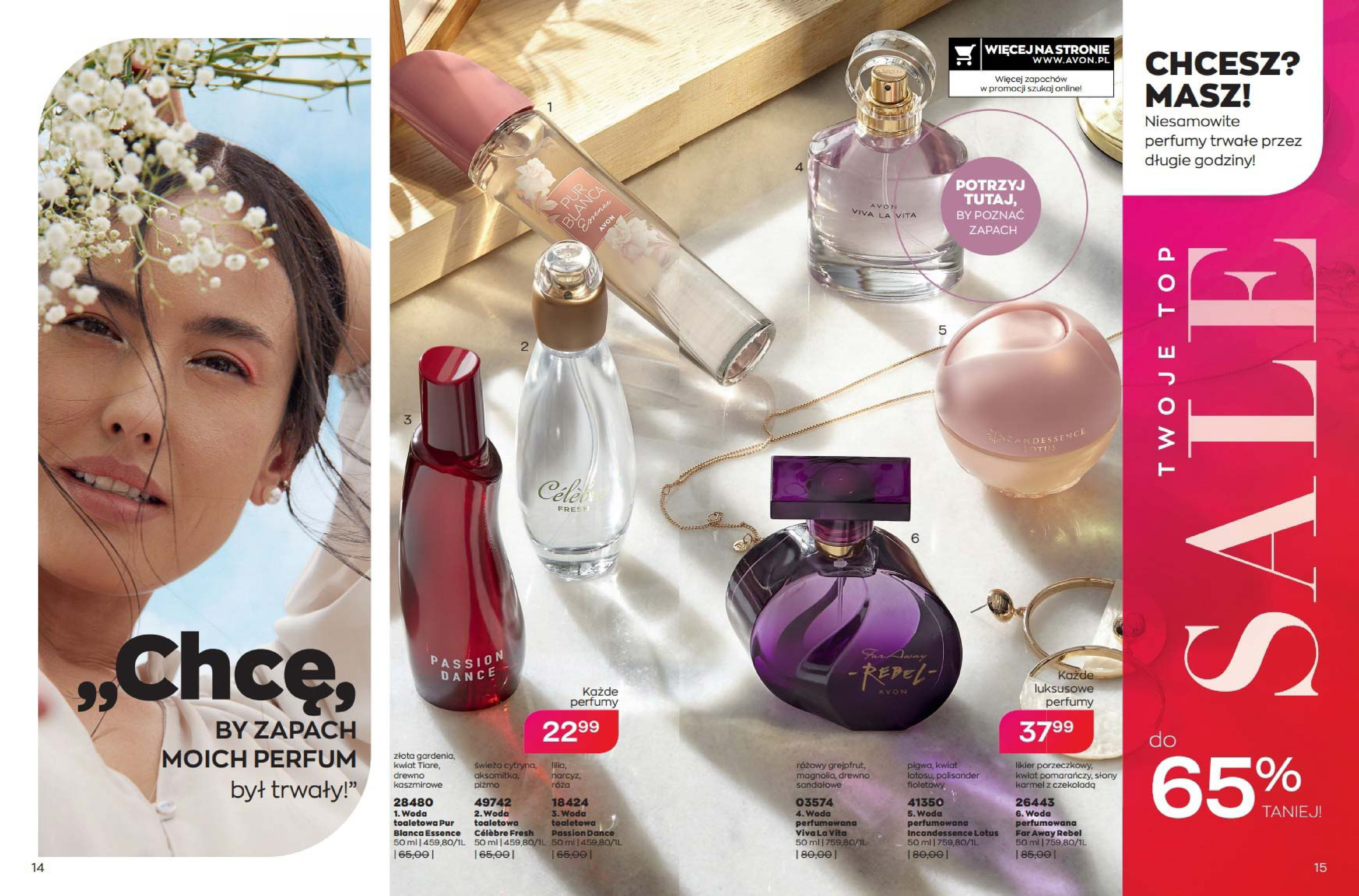 Gazetka Avon: Katalog Avon - Lipiec 2021 2021-07-01 page-8