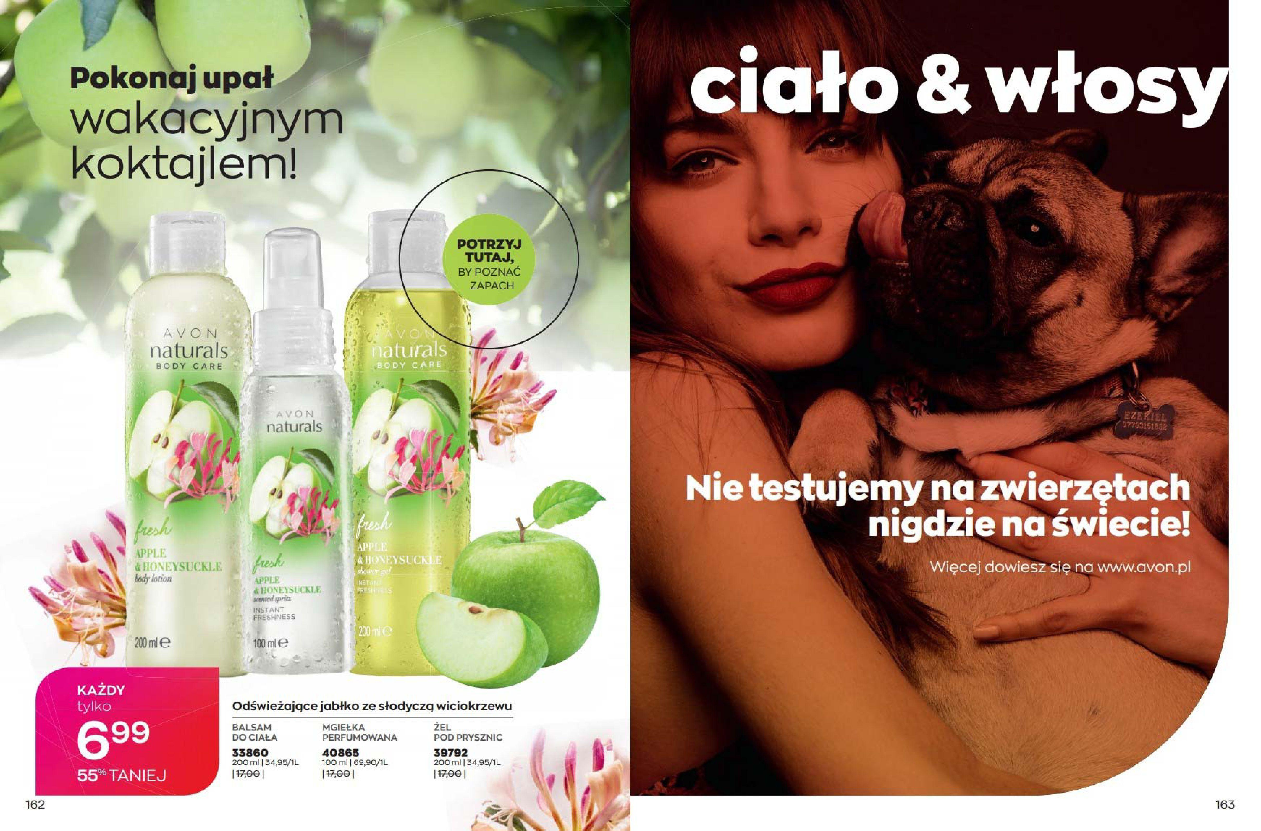 Gazetka Avon: Katalog Avon - Lipiec 2021 2021-07-01 page-82