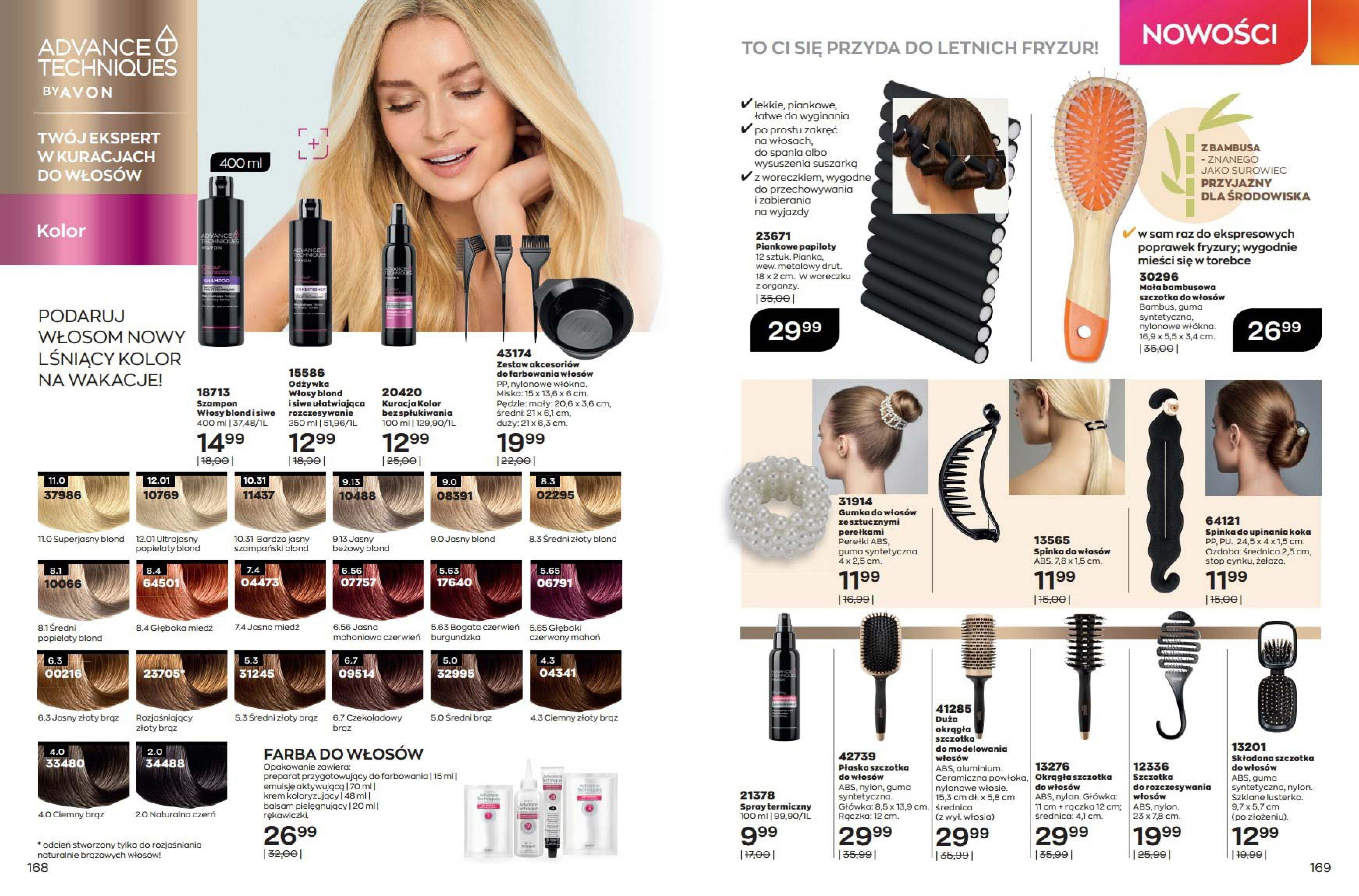 Gazetka Avon: Katalog Avon - Lipiec 2021 2021-07-01 page-85