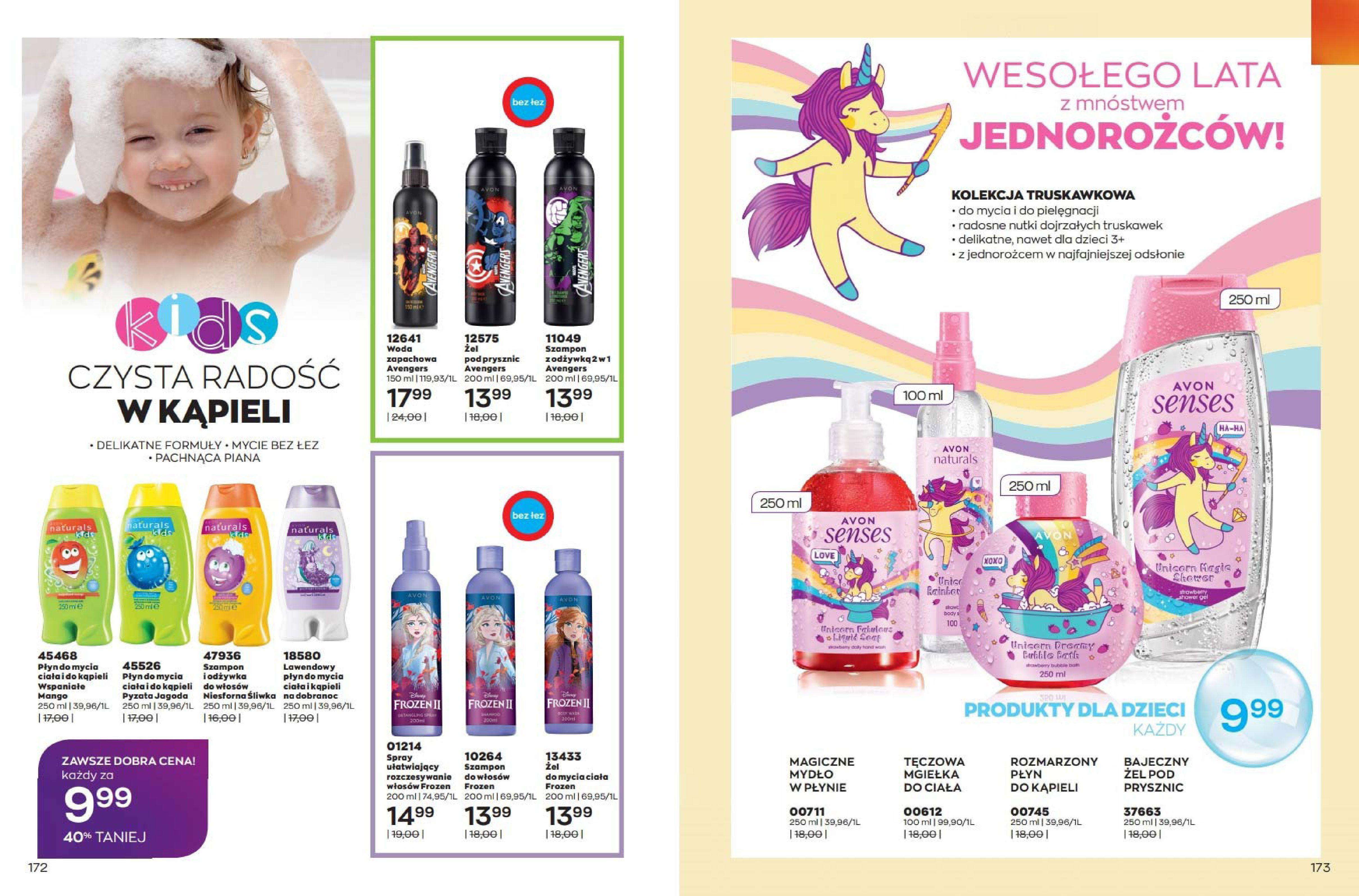 Gazetka Avon: Katalog Avon - Lipiec 2021 2021-07-01 page-87