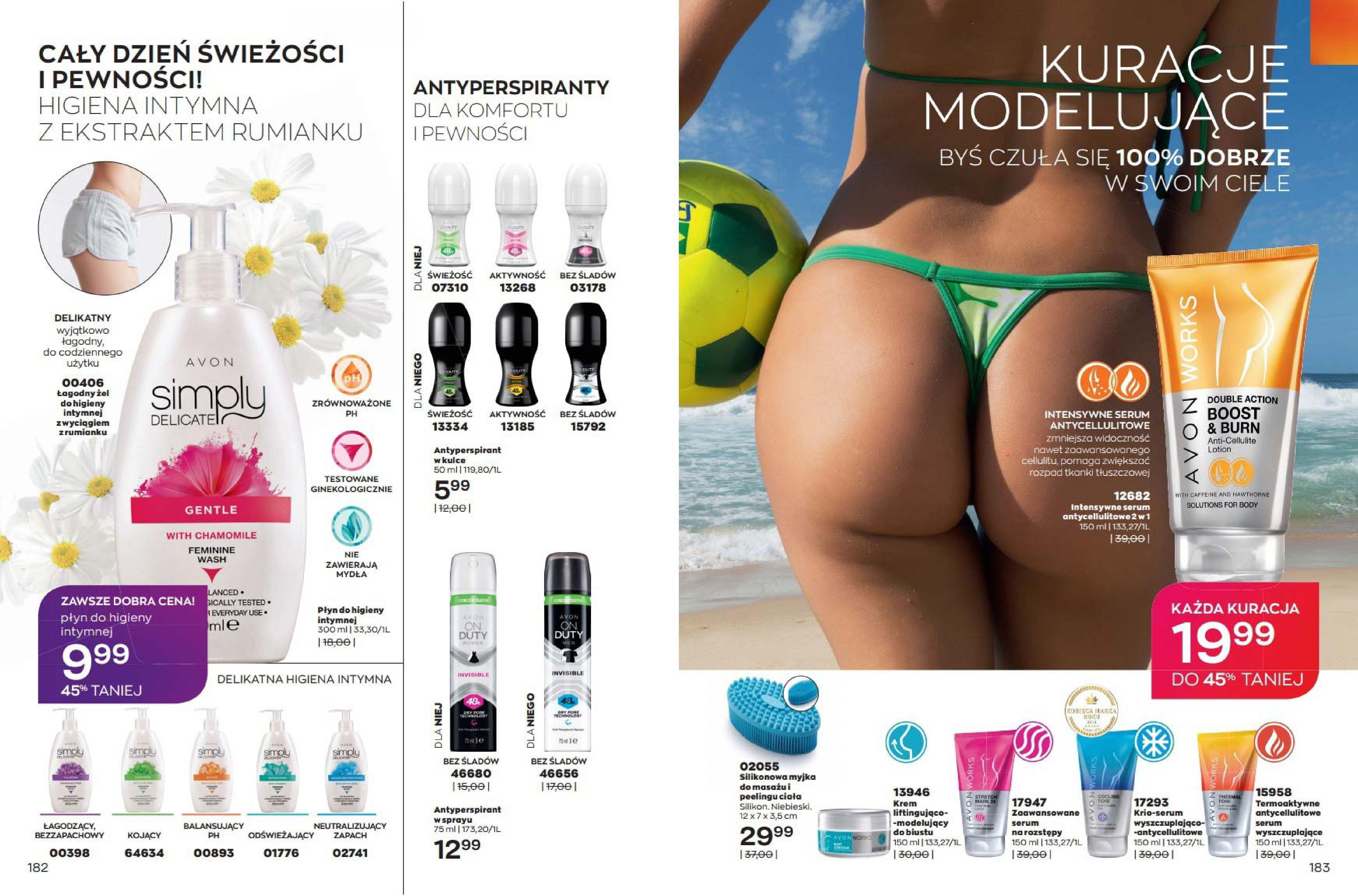 Gazetka Avon: Katalog Avon - Lipiec 2021 2021-07-01 page-92
