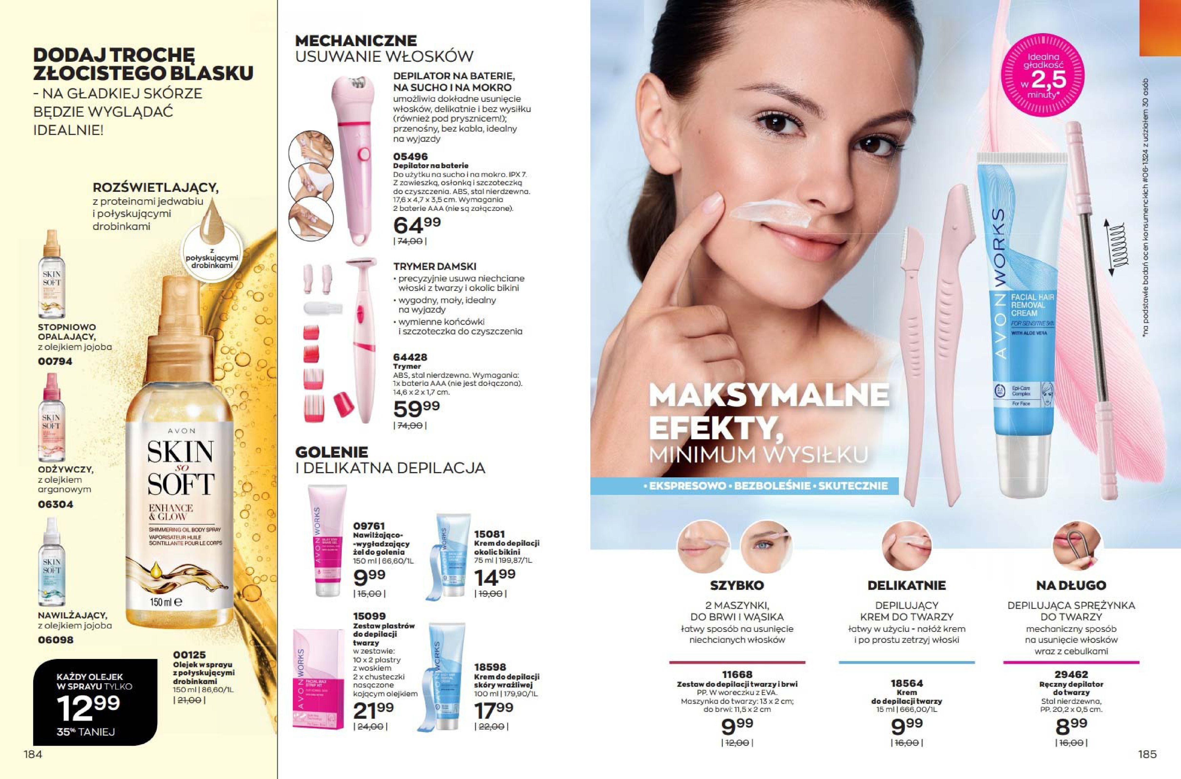 Gazetka Avon: Katalog Avon - Lipiec 2021 2021-07-01 page-93