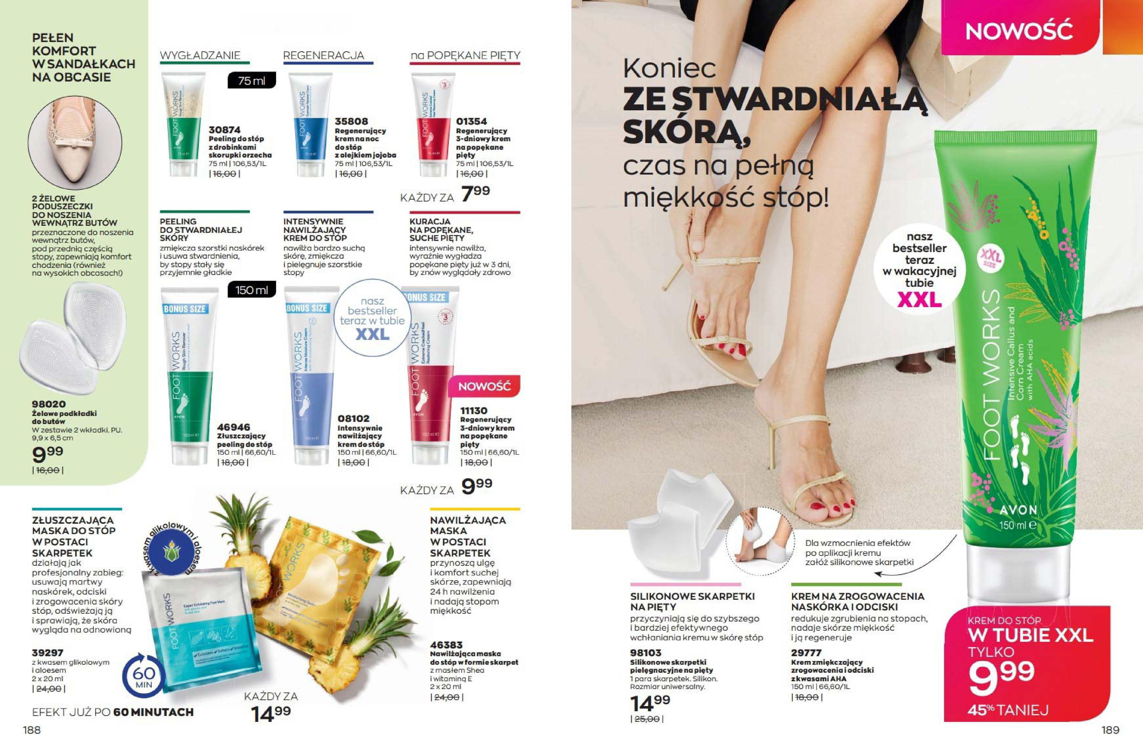 Gazetka Avon: Katalog Avon - Lipiec 2021 2021-07-01 page-95
