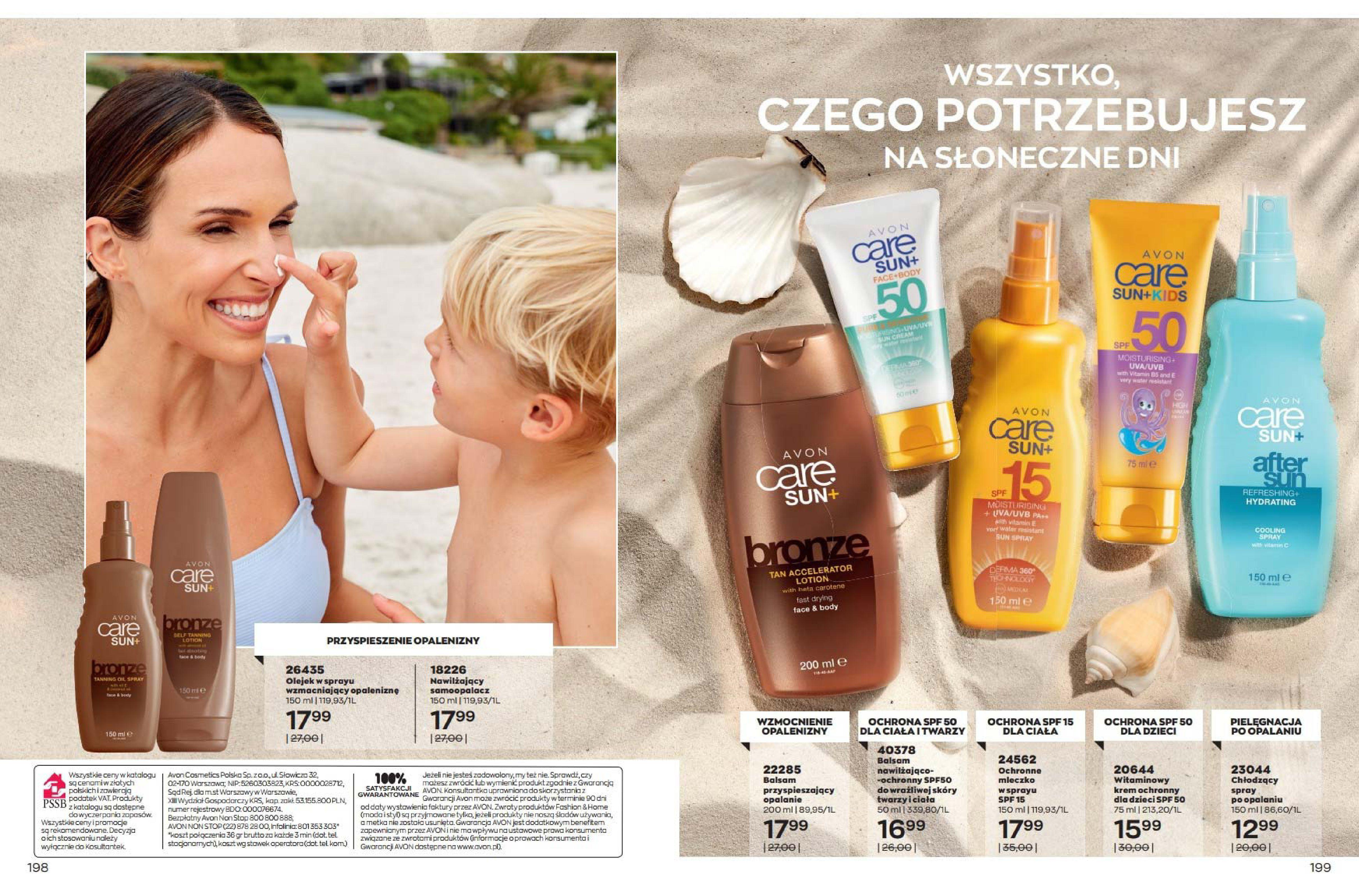 Gazetka Avon: Katalog Avon - Lipiec 2021 2021-07-01 page-100