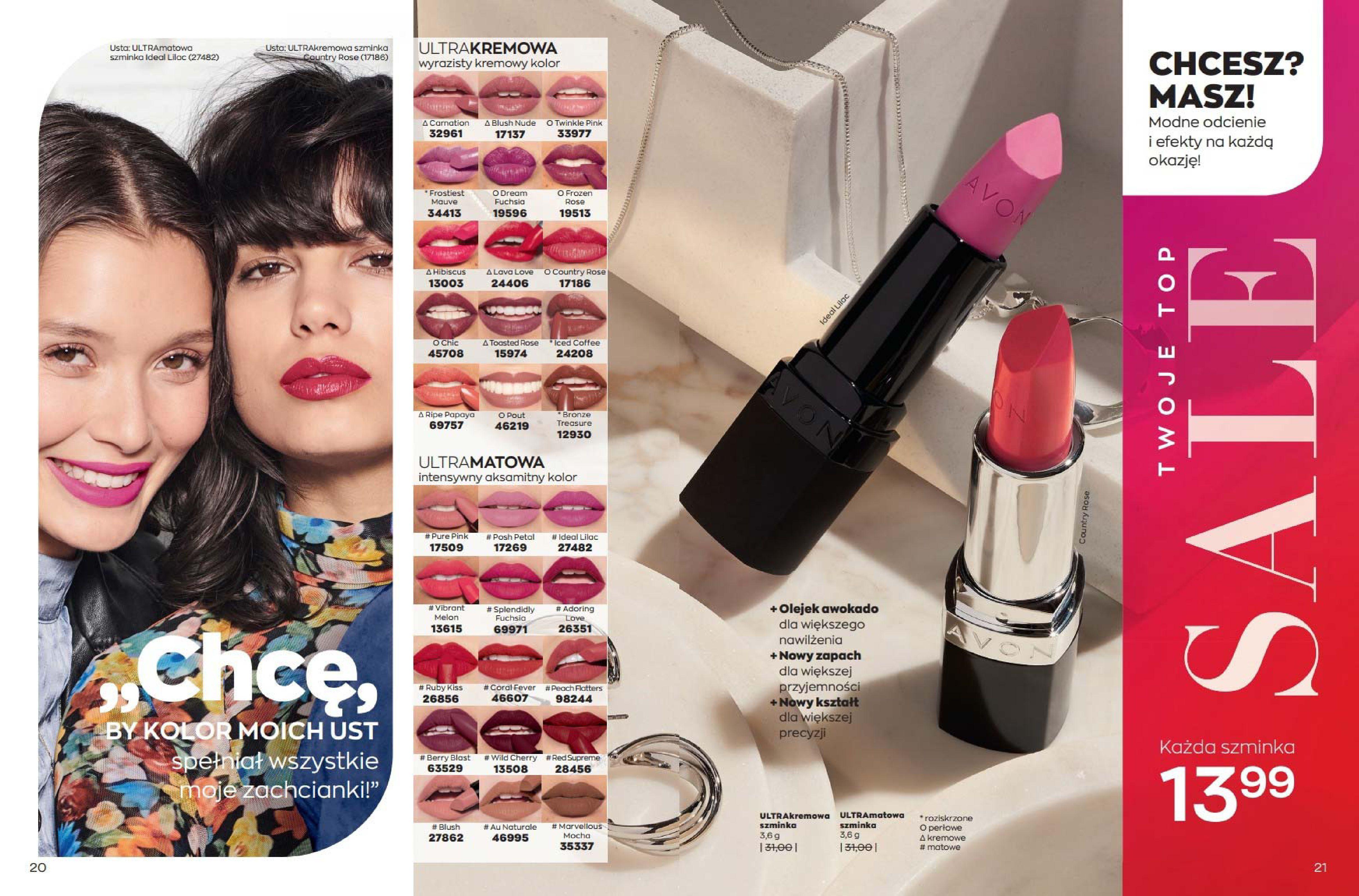 Gazetka Avon: Katalog Avon - Lipiec 2021 2021-07-01 page-11