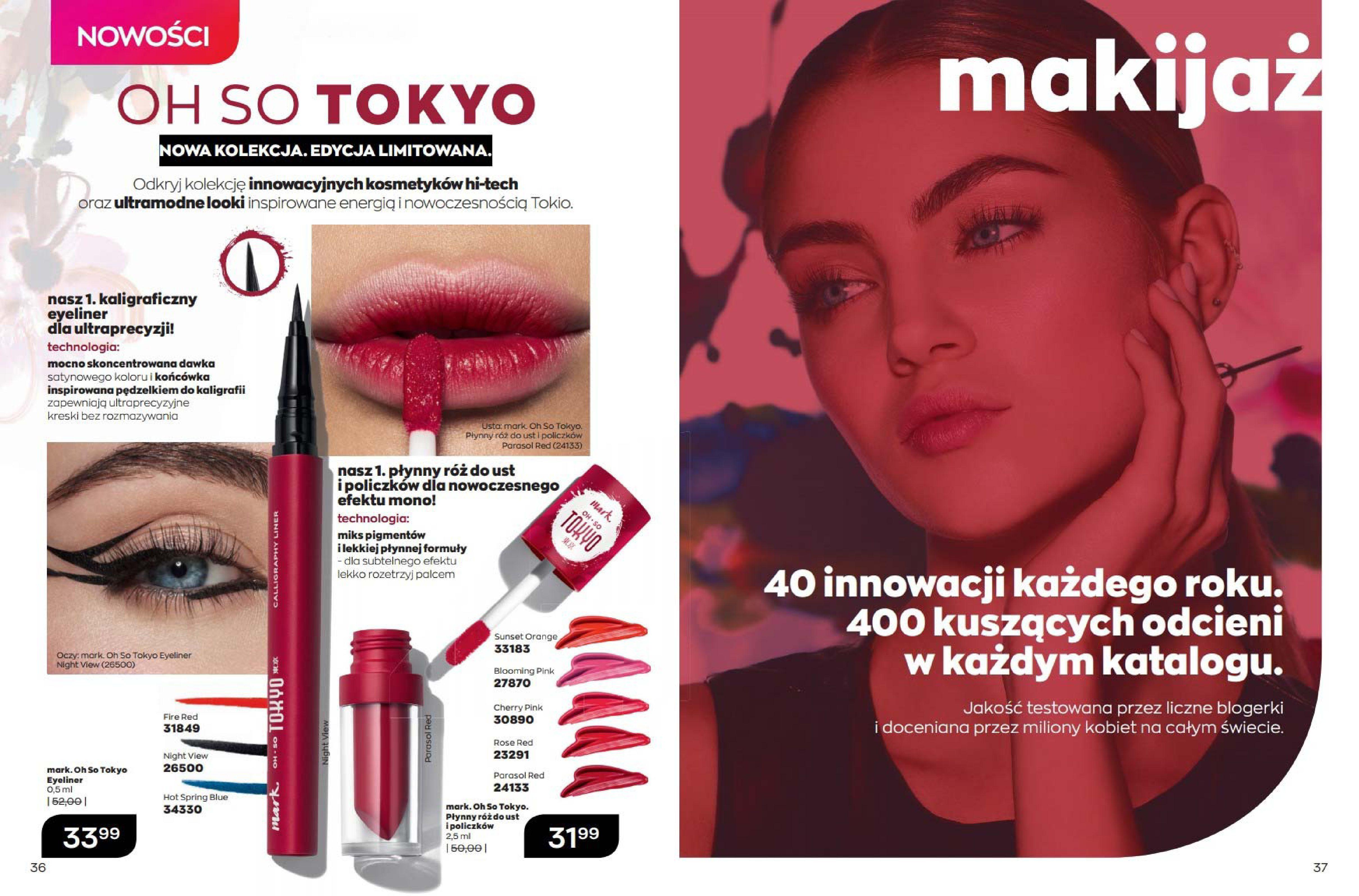 Gazetka Avon: Katalog Avon - Lipiec 2021 2021-07-01 page-19
