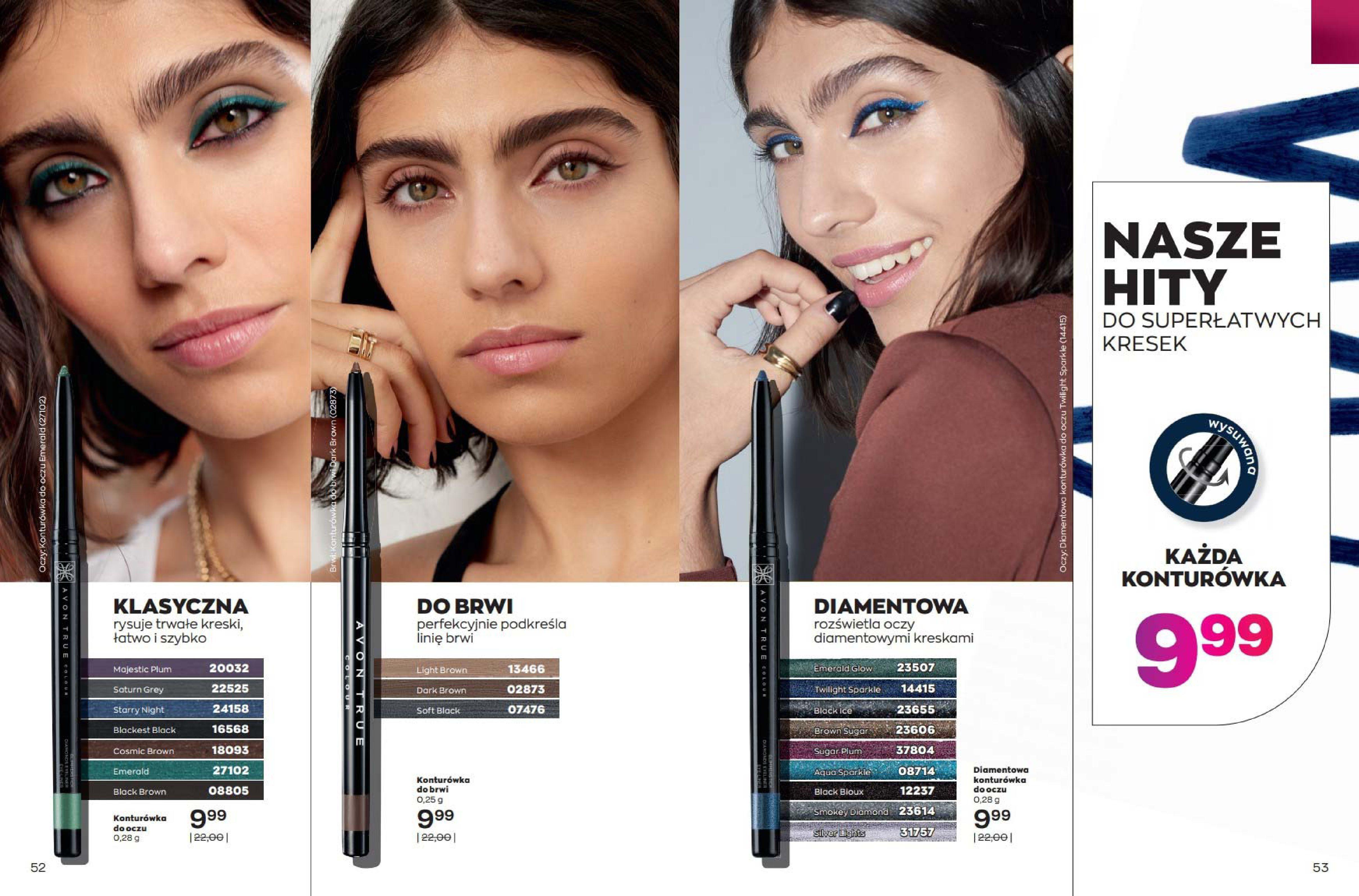Gazetka Avon: Katalog Avon - Lipiec 2021 2021-07-01 page-27