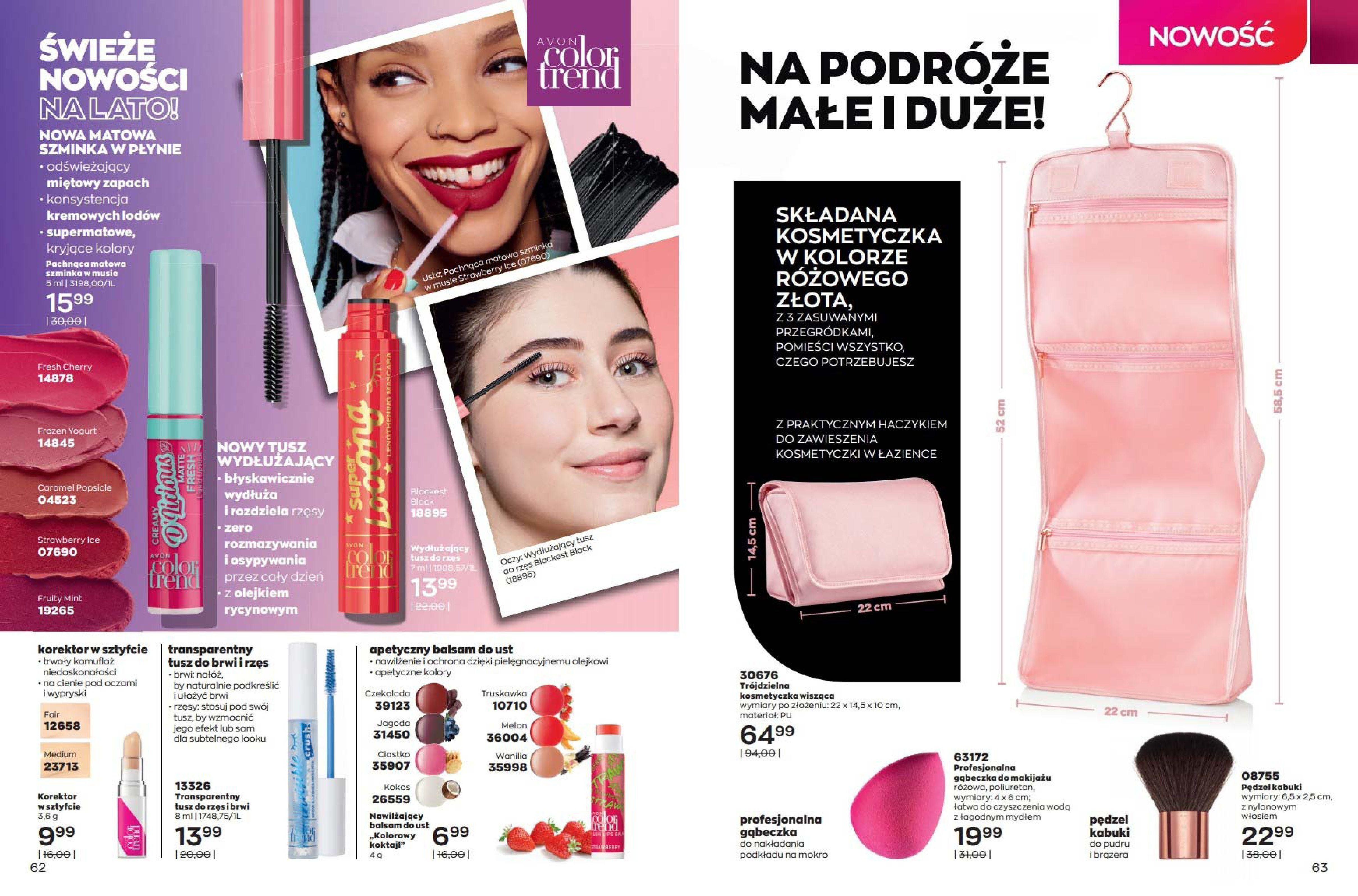 Gazetka Avon: Katalog Avon - Lipiec 2021 2021-07-01 page-32