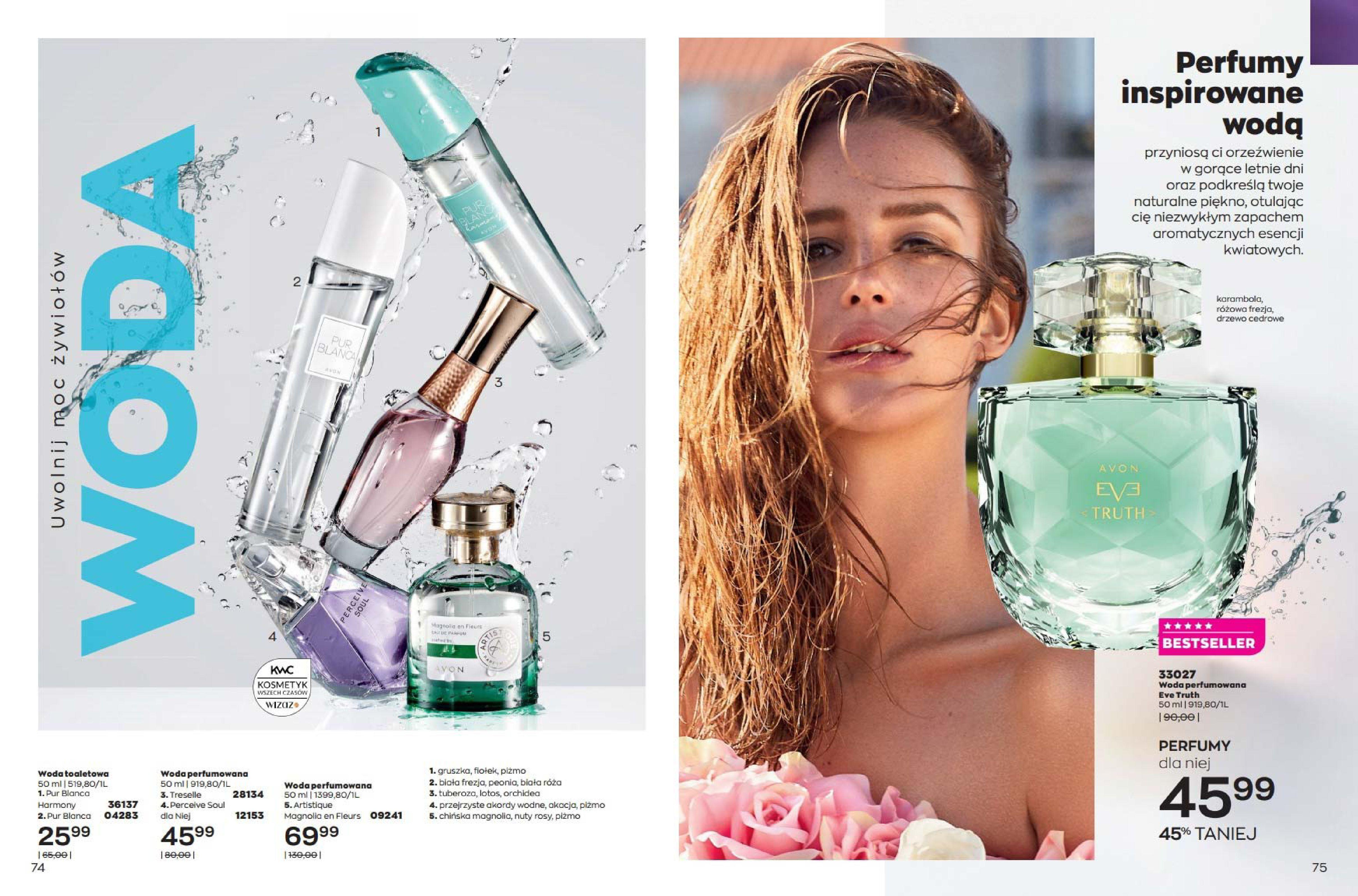 Gazetka Avon: Katalog Avon - Lipiec 2021 2021-07-01 page-38