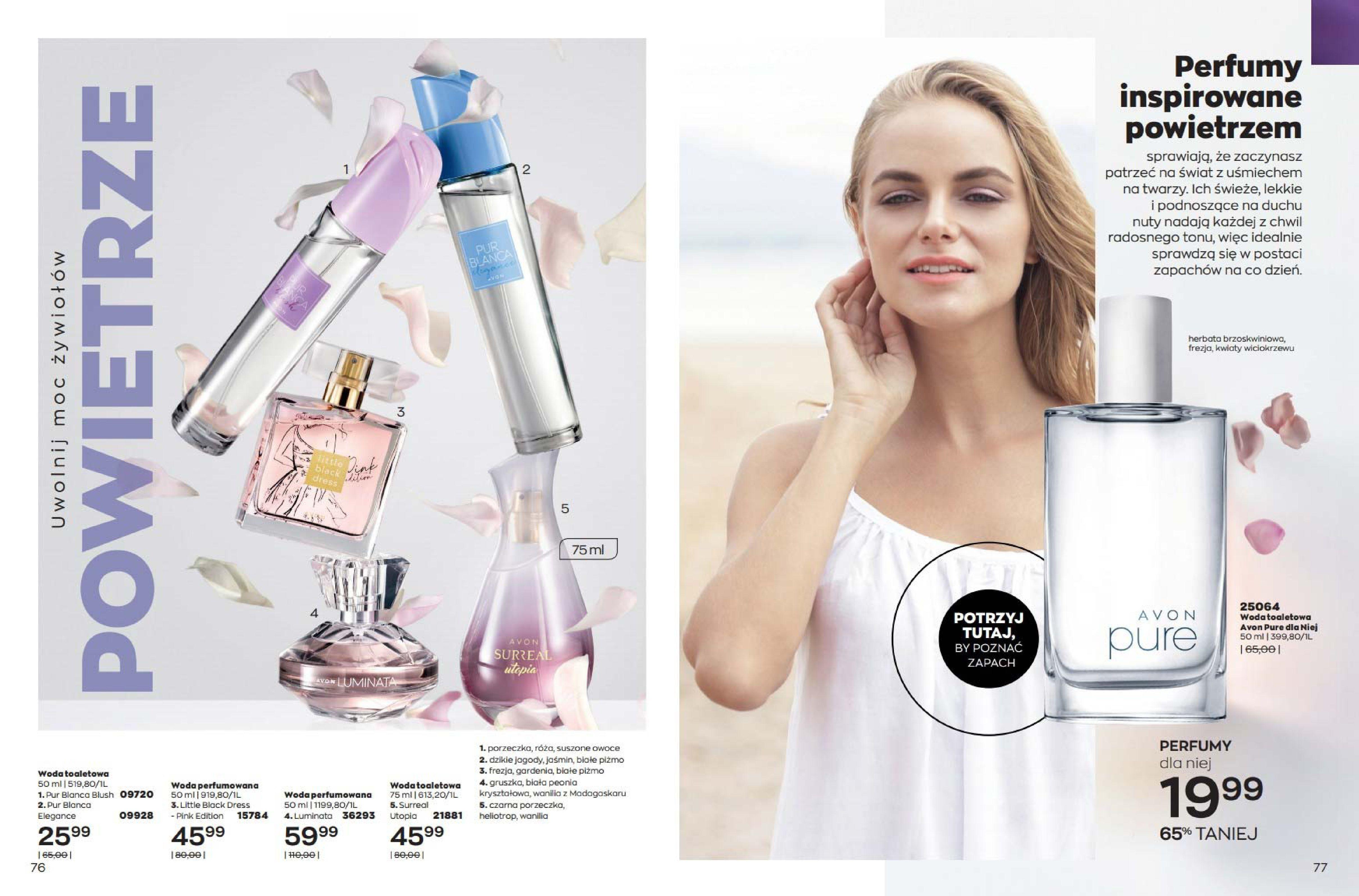 Gazetka Avon: Katalog Avon - Lipiec 2021 2021-07-01 page-39