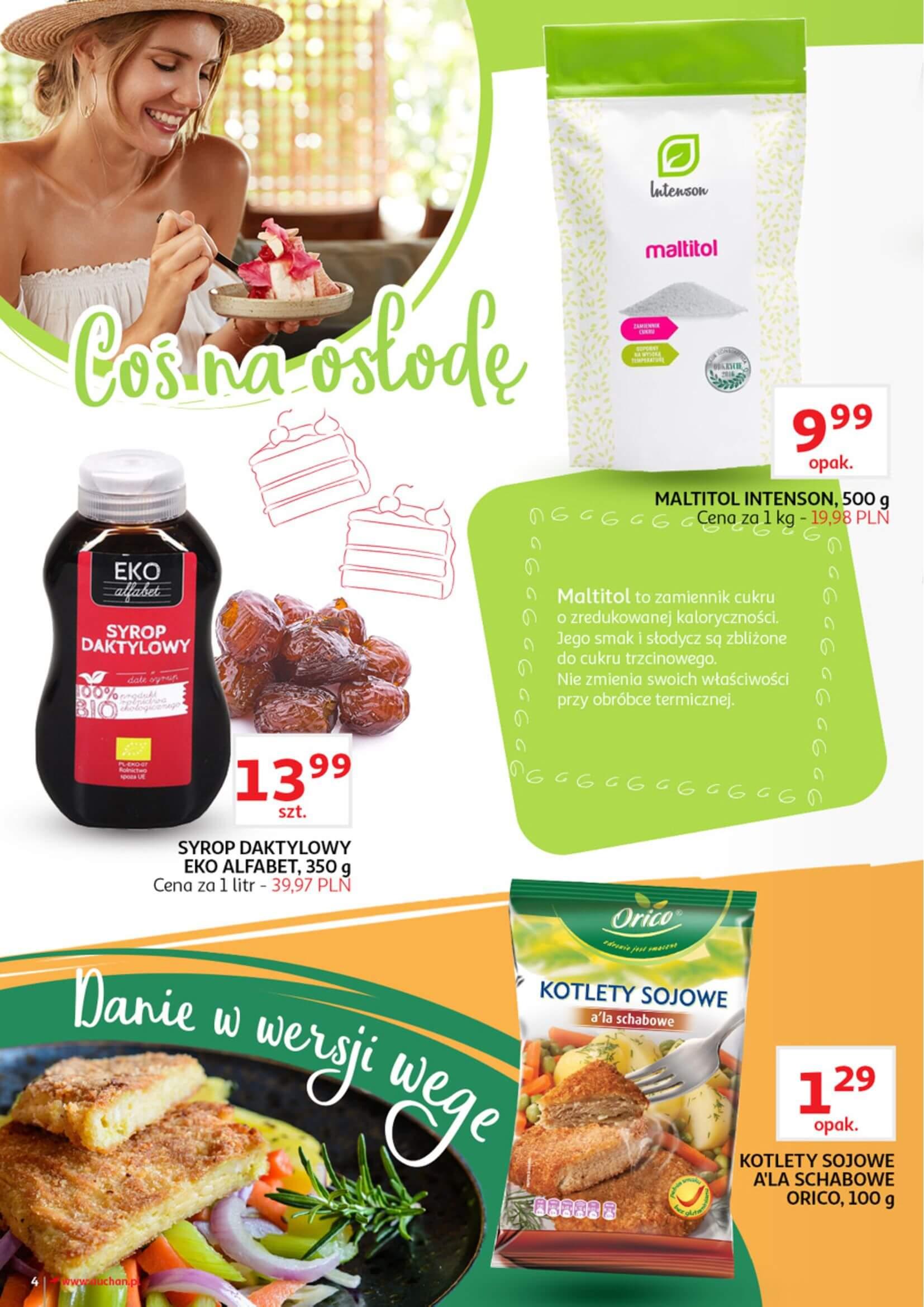 Gazetka Auchan - Poczuj sie lekko latem-08.08.2018-22.08.2018-page-