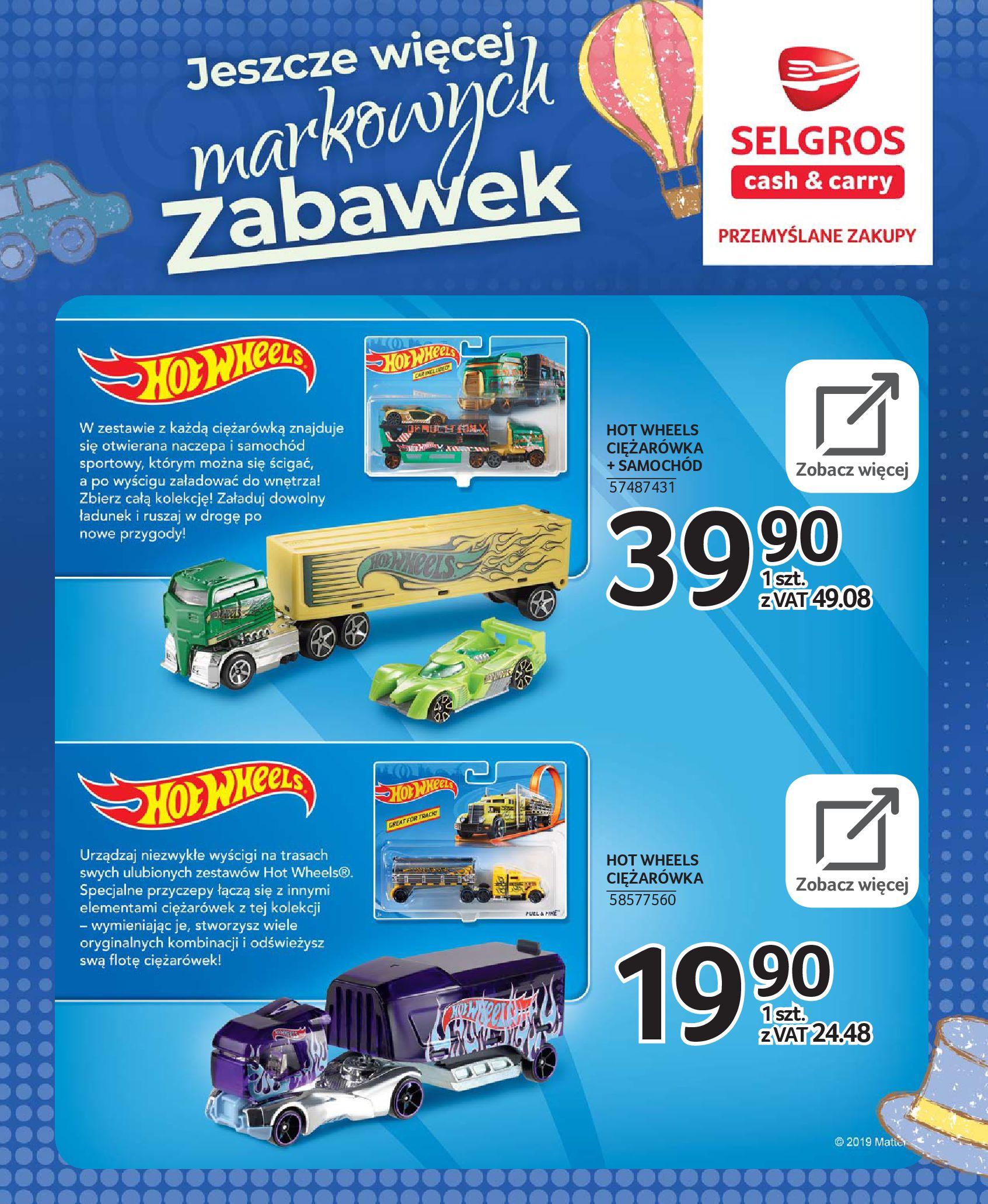 Gazetka Selgros - Katalog zabawek-20.11.2019-24.12.2019-page-41
