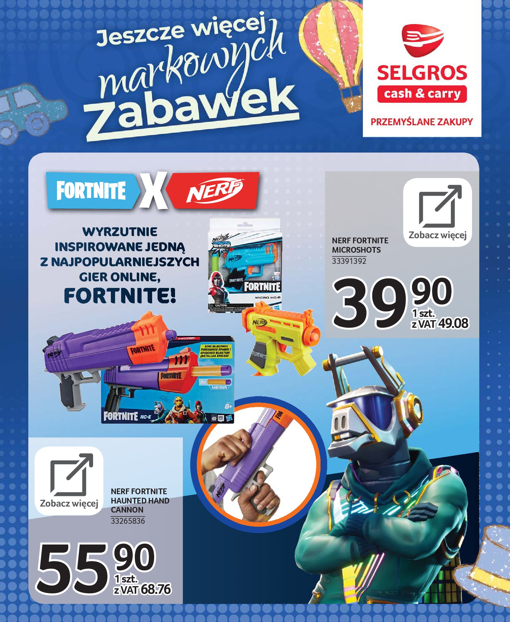 Gazetka Selgros - Katalog zabawek-20.11.2019-24.12.2019-page-42