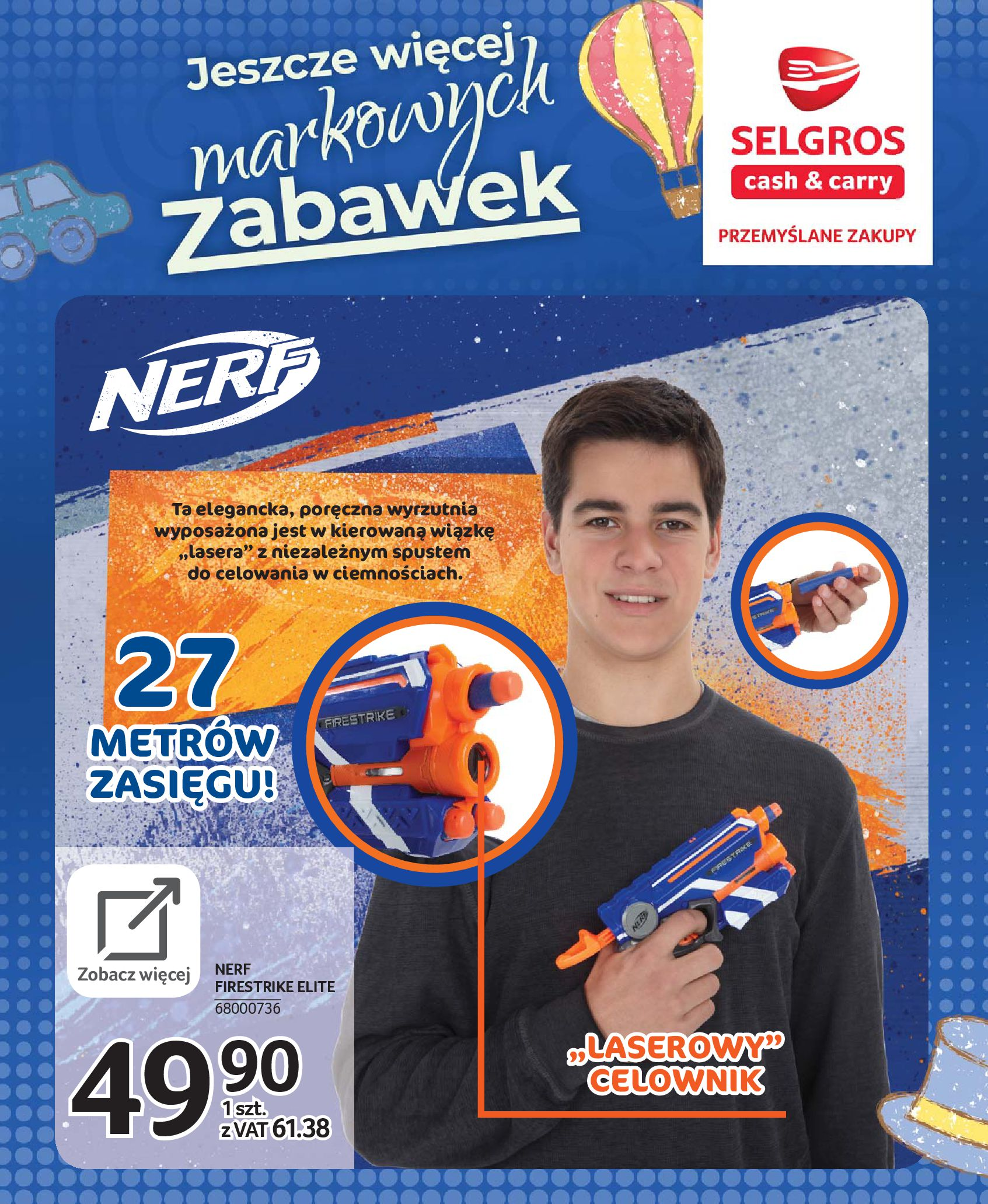 Gazetka Selgros - Katalog zabawek-20.11.2019-24.12.2019-page-43