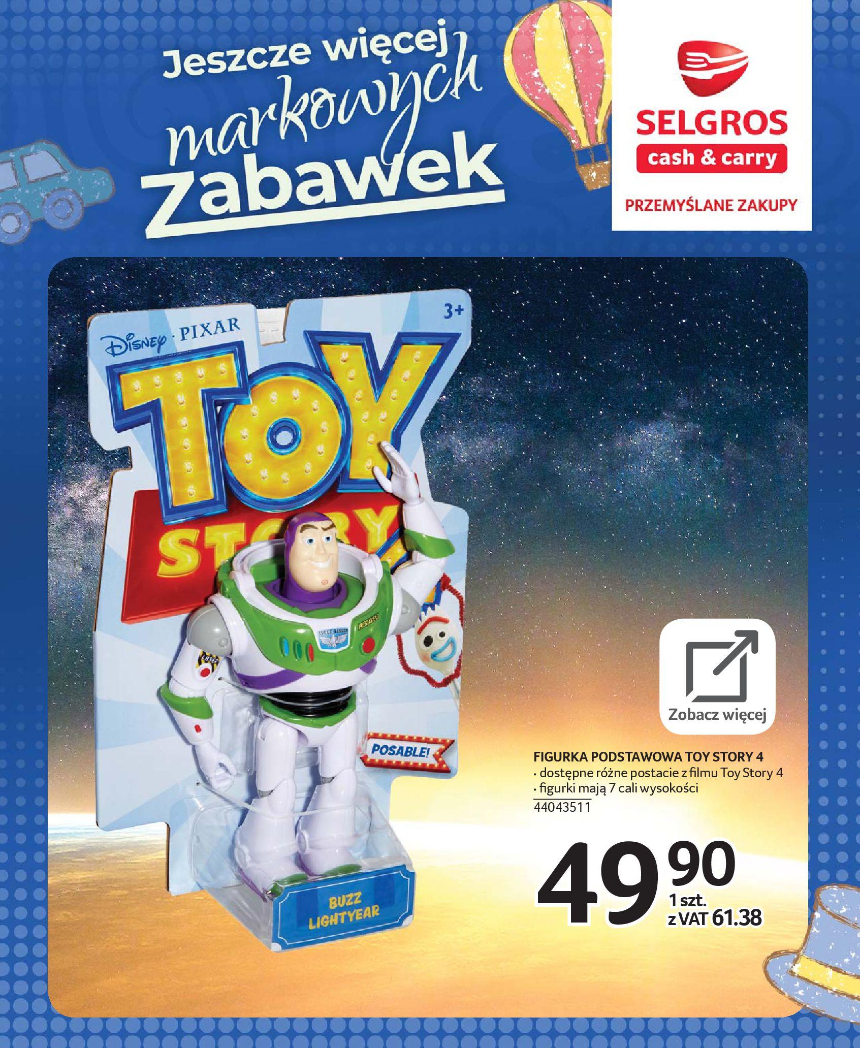 Gazetka Selgros - Katalog zabawek-20.11.2019-24.12.2019-page-47