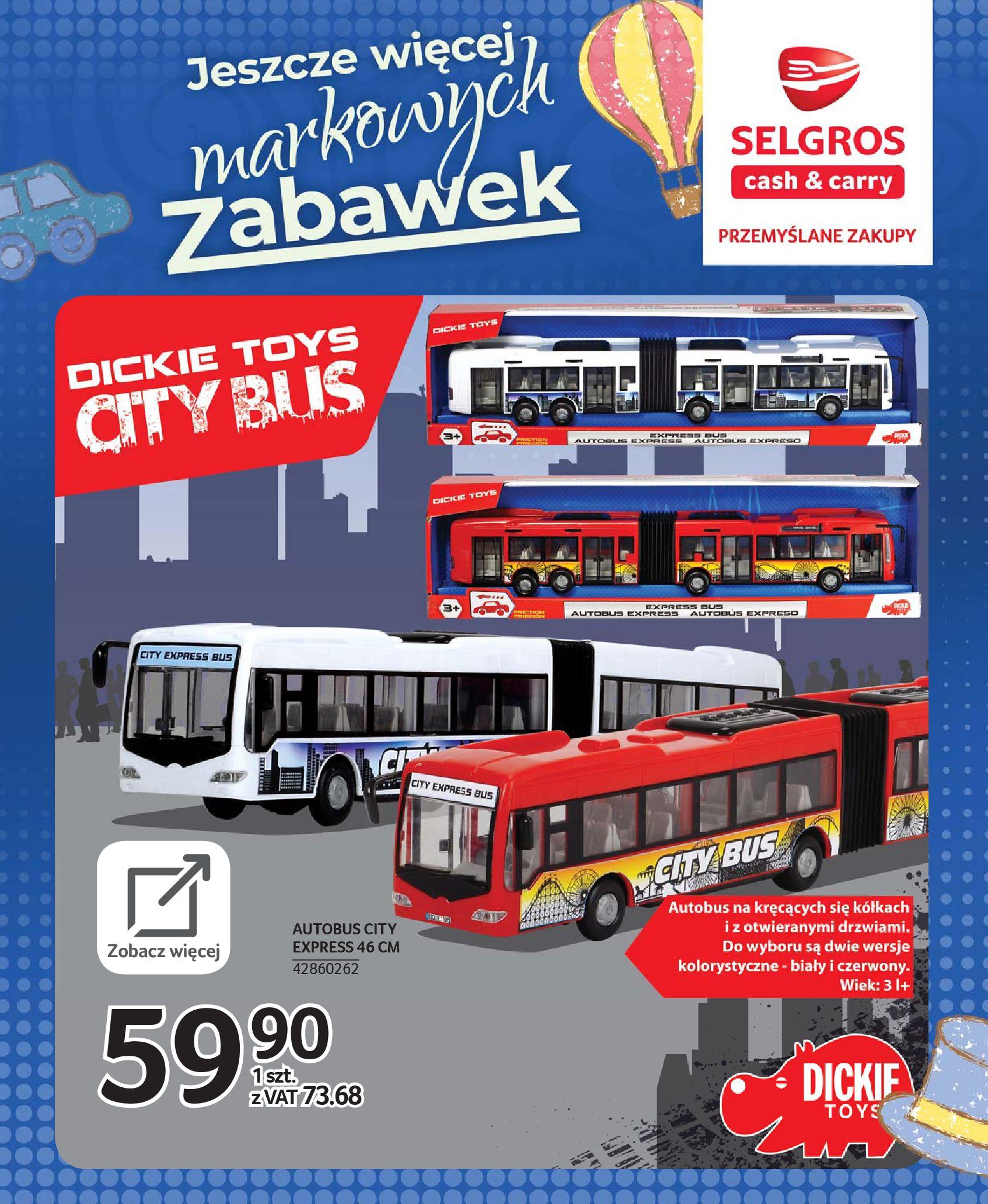 Gazetka Selgros - Katalog zabawek-20.11.2019-24.12.2019-page-49