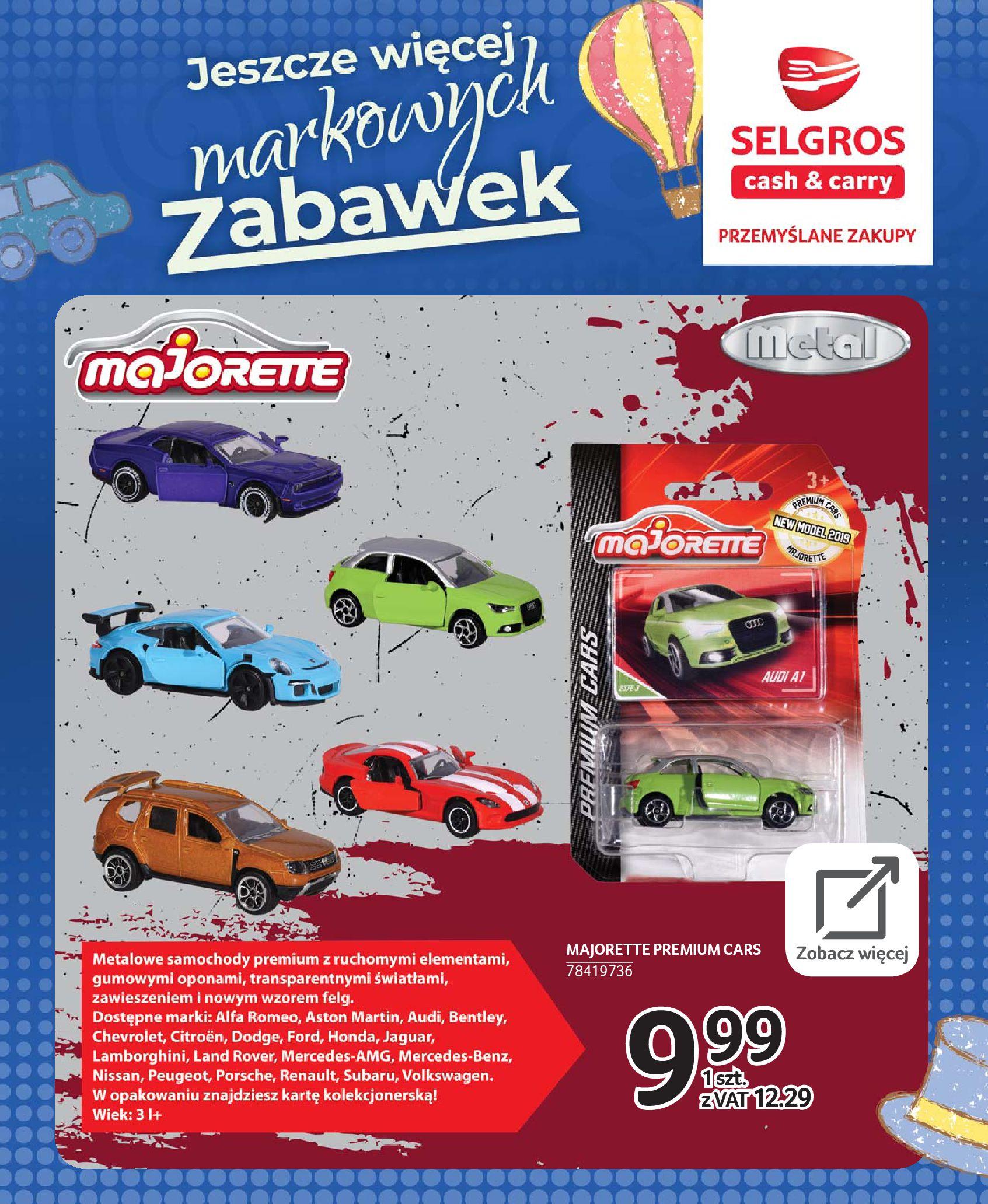 Gazetka Selgros - Katalog zabawek-20.11.2019-24.12.2019-page-51