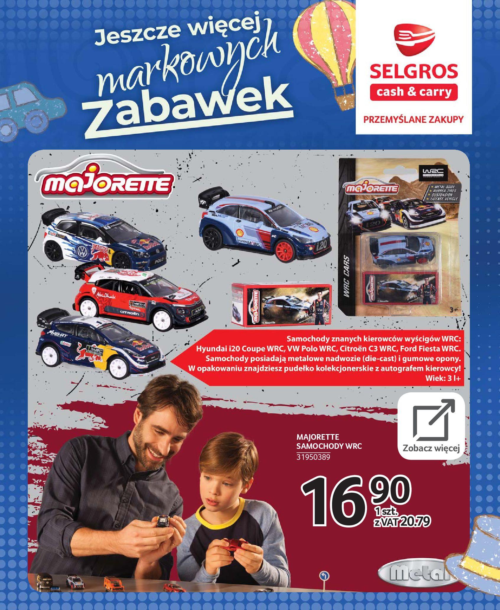 Gazetka Selgros - Katalog zabawek-20.11.2019-24.12.2019-page-52