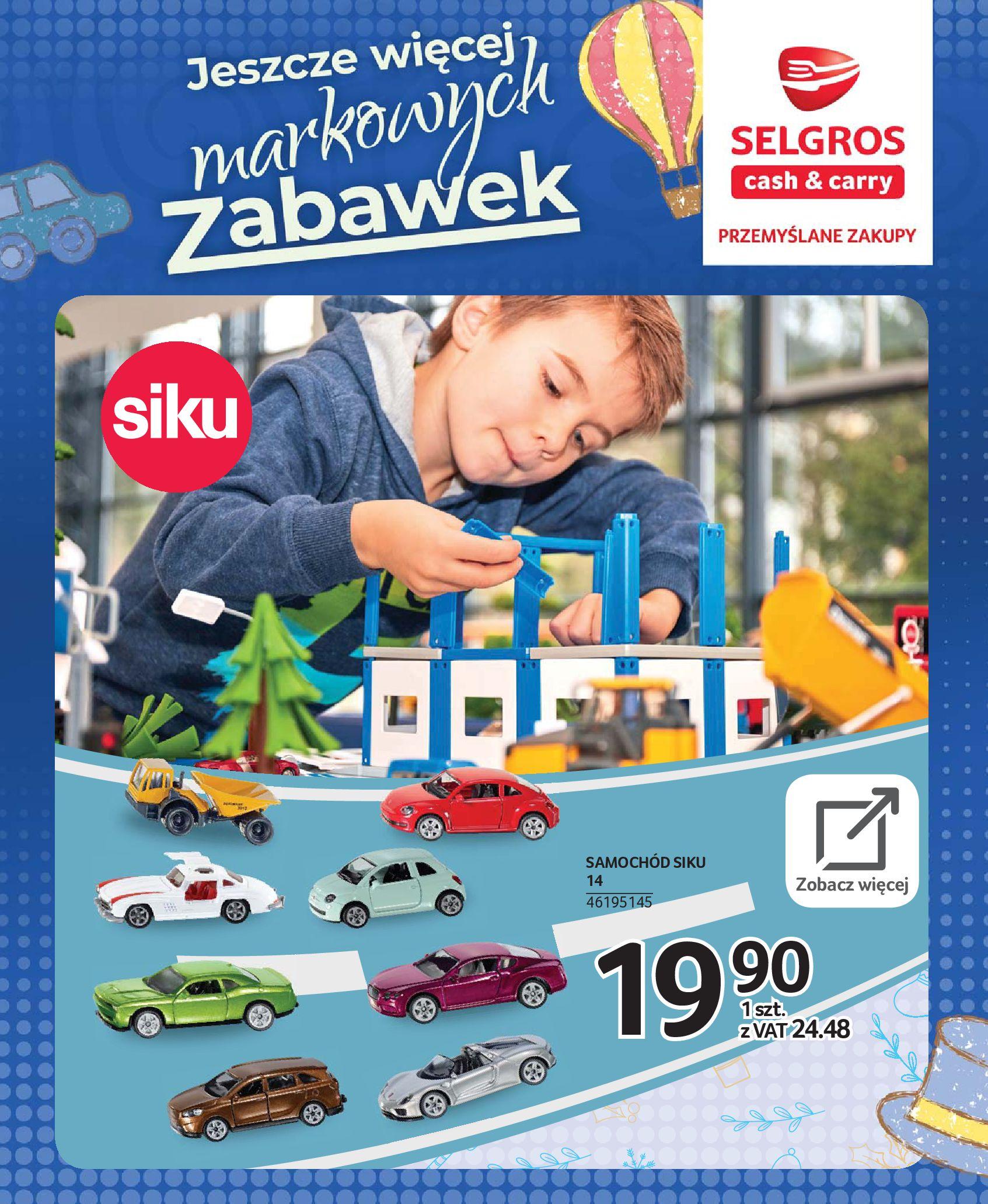 Gazetka Selgros - Katalog zabawek-20.11.2019-24.12.2019-page-53