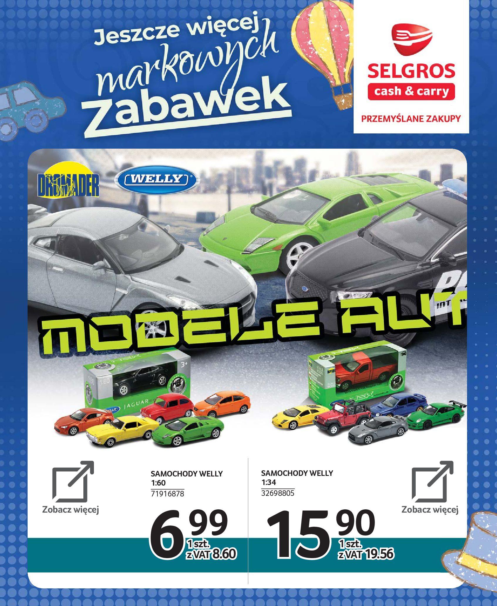 Gazetka Selgros - Katalog zabawek-20.11.2019-24.12.2019-page-54