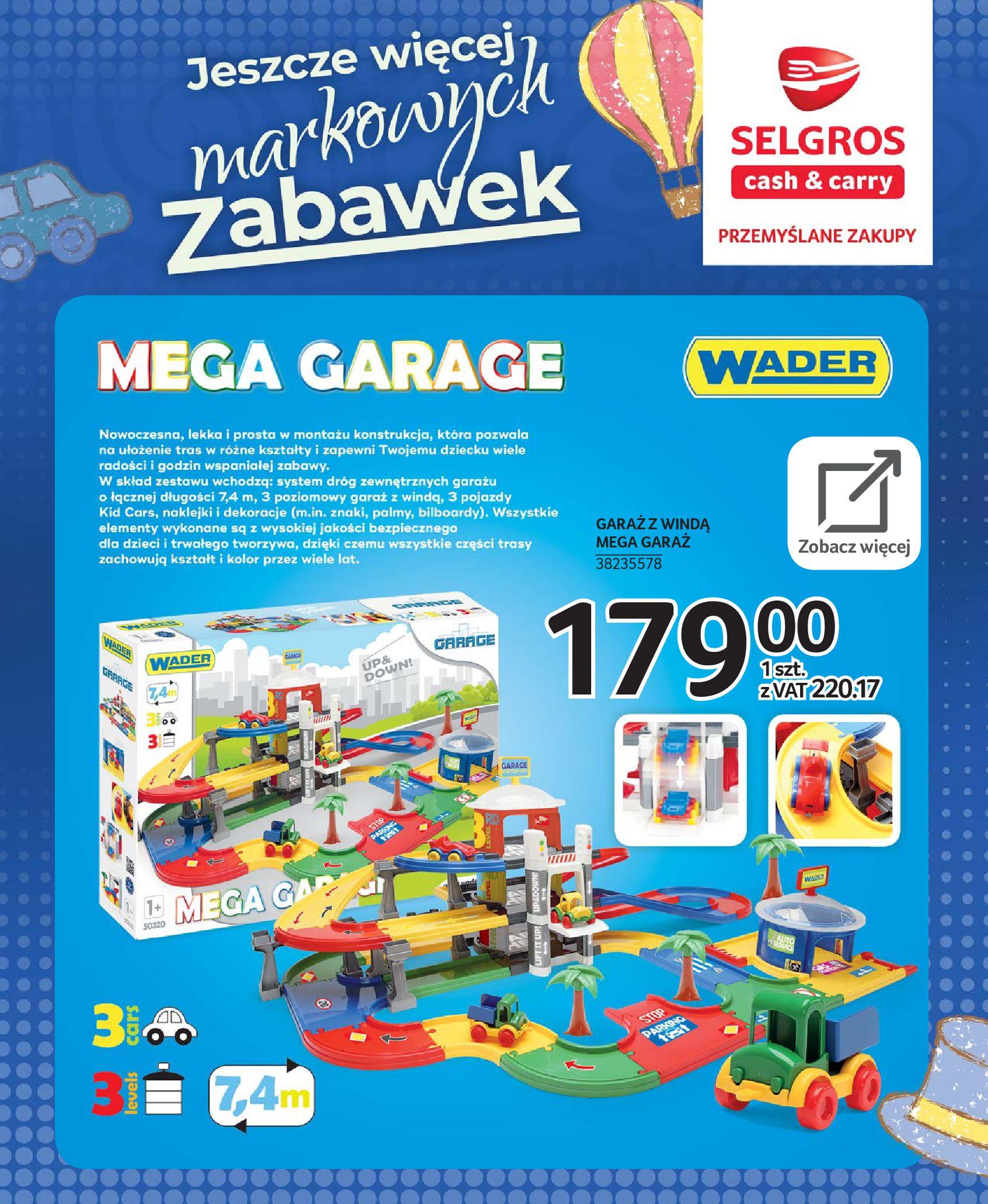 Gazetka Selgros - Katalog zabawek-20.11.2019-24.12.2019-page-55