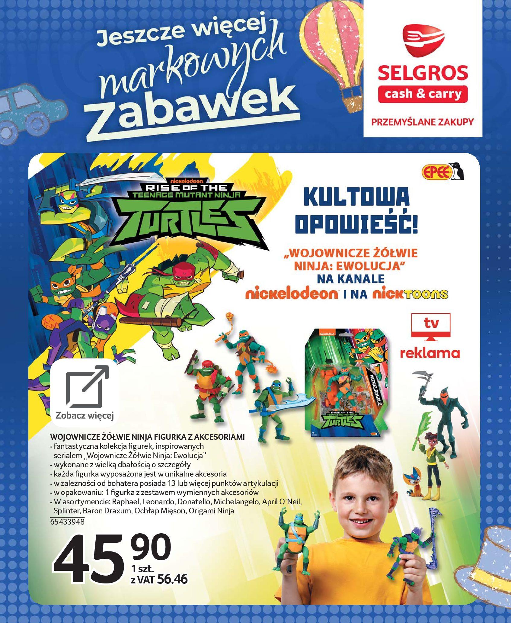 Gazetka Selgros - Katalog zabawek-20.11.2019-24.12.2019-page-58