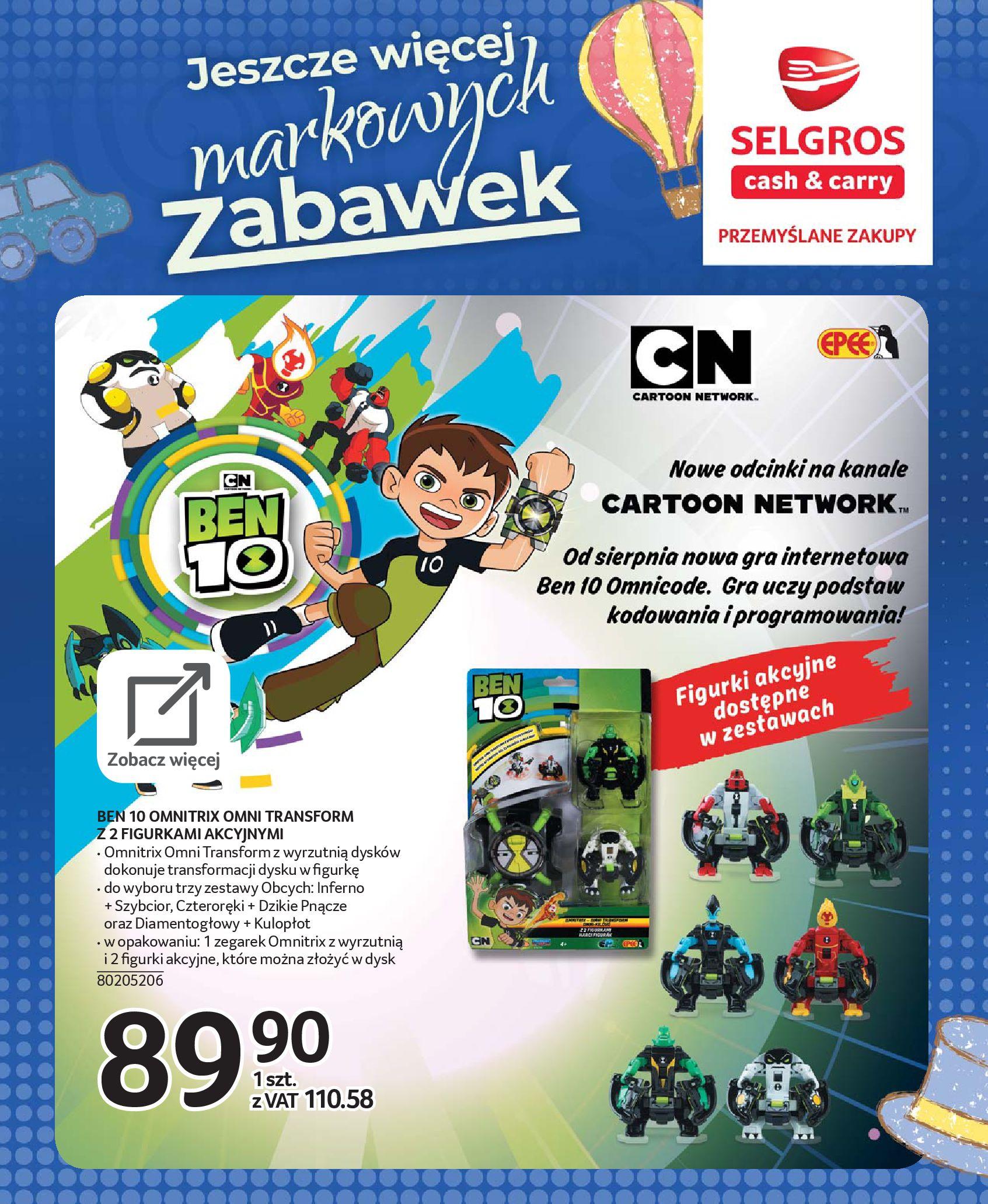 Gazetka Selgros - Katalog zabawek-20.11.2019-24.12.2019-page-59