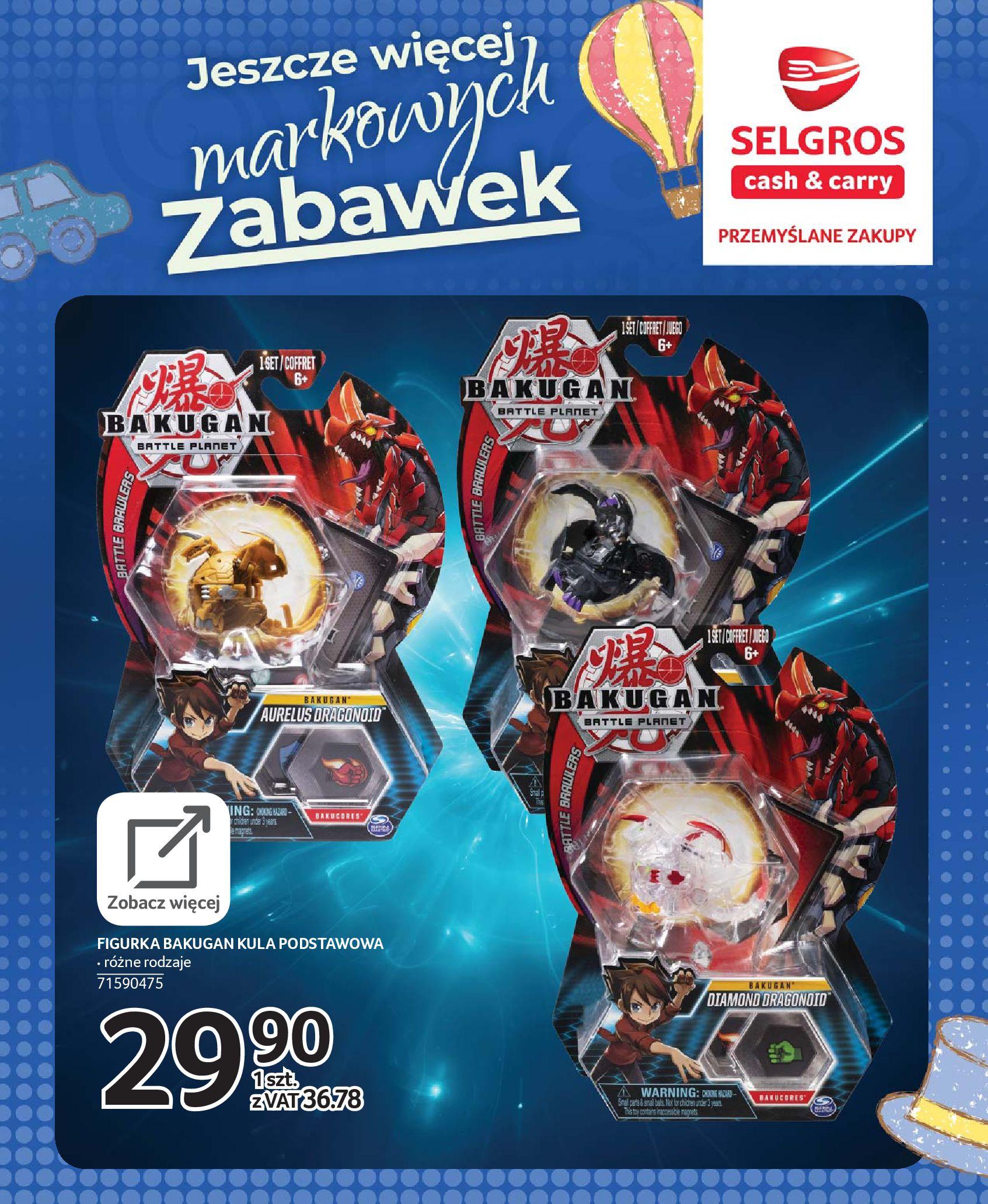 Gazetka Selgros - Katalog zabawek-20.11.2019-24.12.2019-page-60