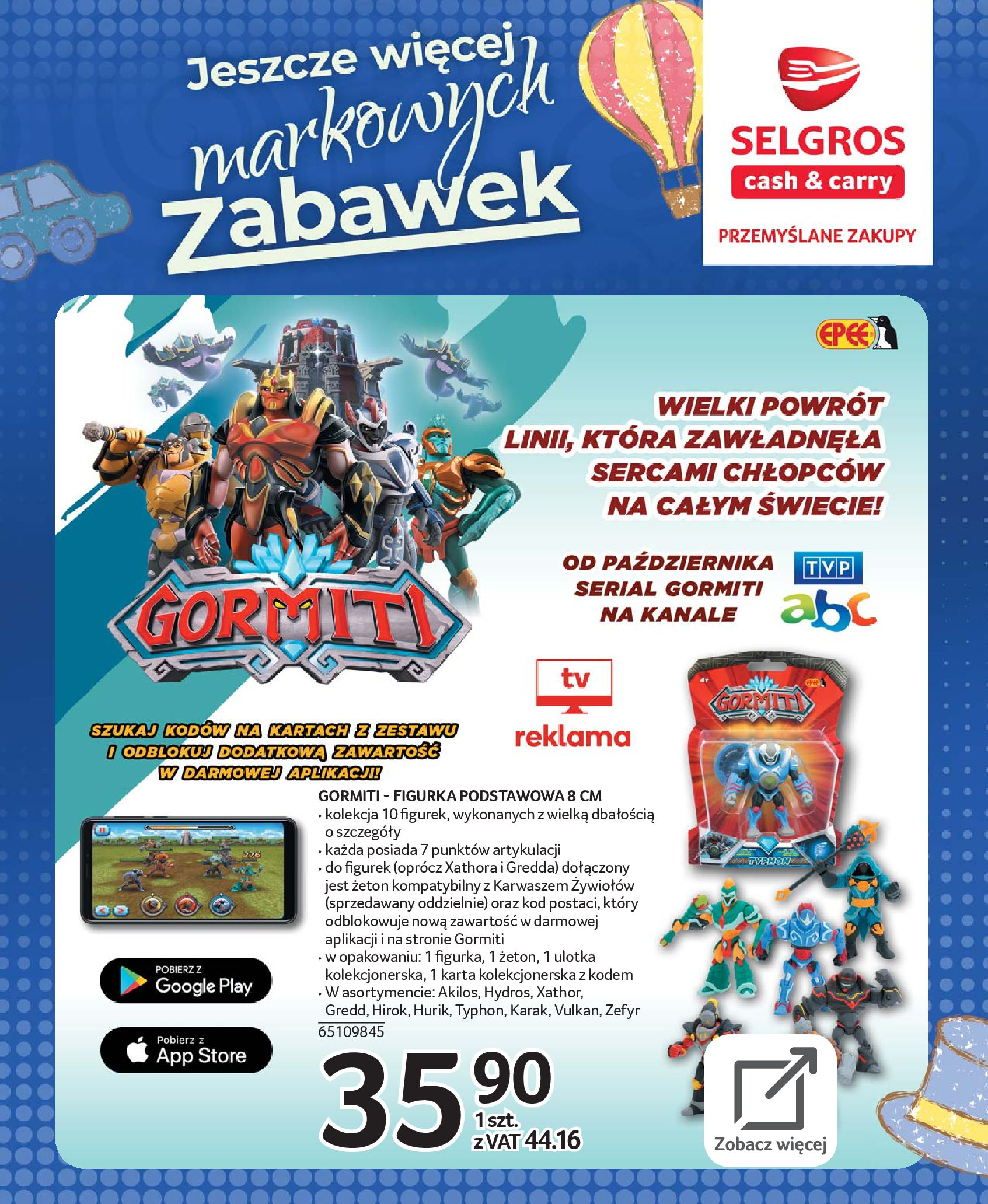 Gazetka Selgros - Katalog zabawek-20.11.2019-24.12.2019-page-61