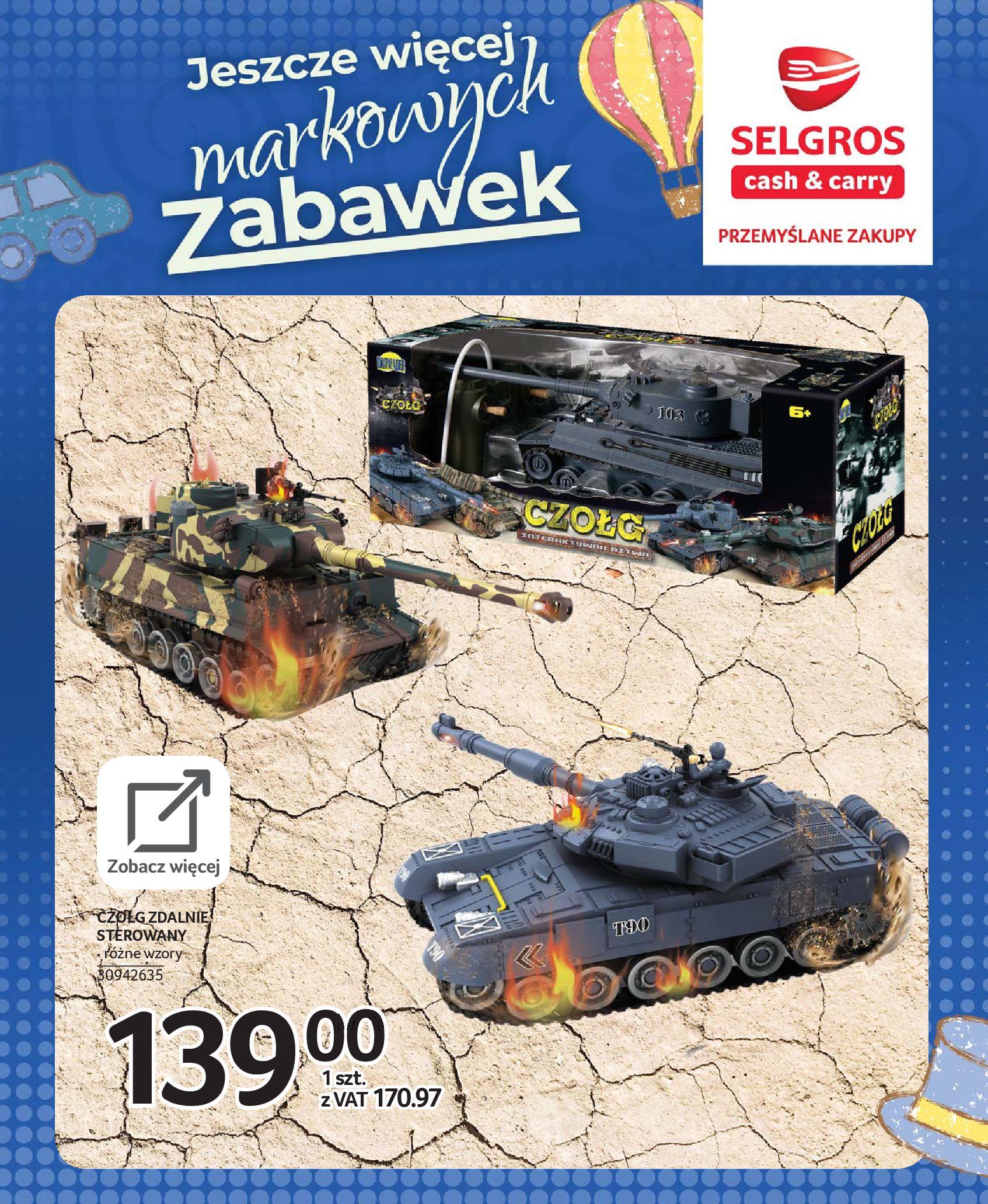 Gazetka Selgros - Katalog zabawek-20.11.2019-24.12.2019-page-65